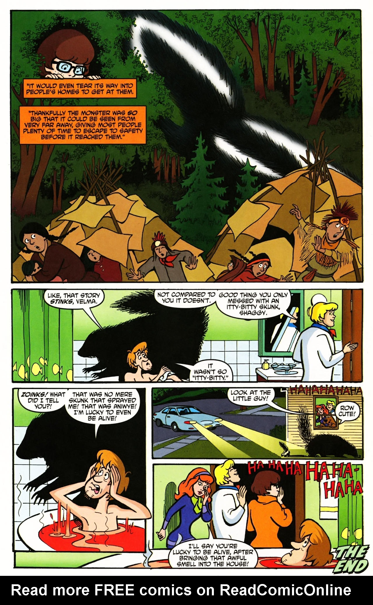 Read online Scooby-Doo (1997) comic -  Issue #144 - 6