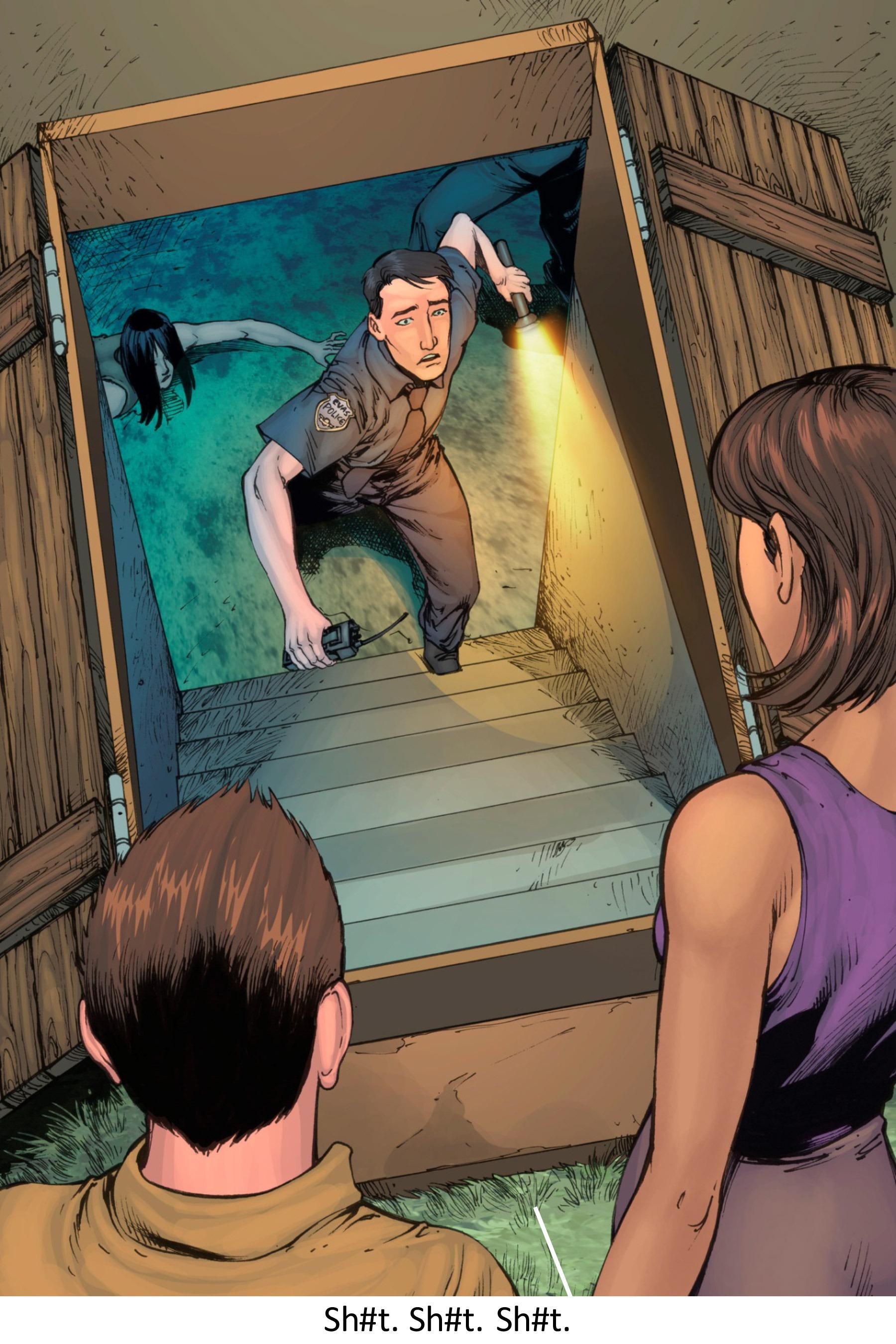 Read online Z-Men comic -  Issue #3 - 97