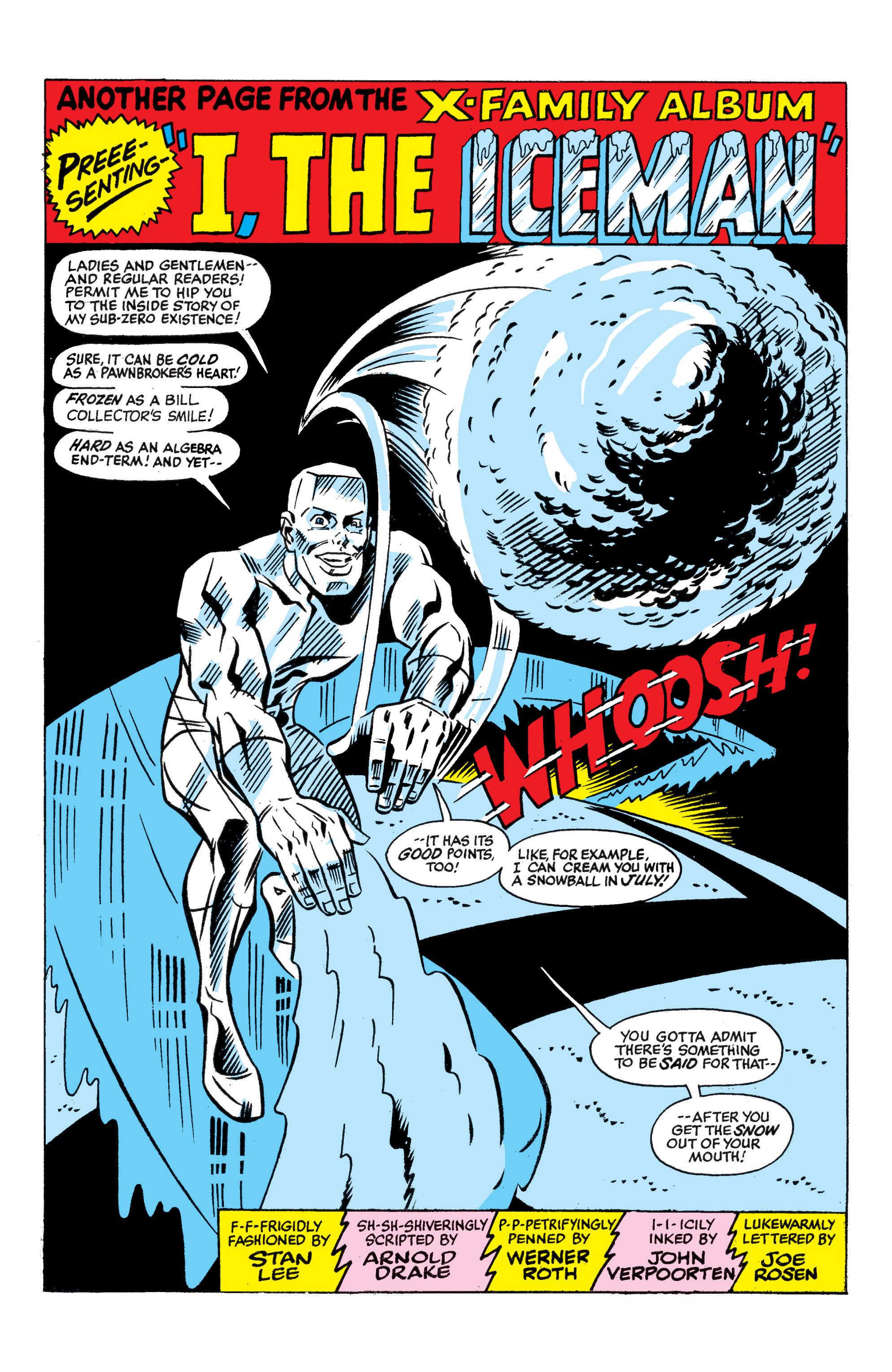 Uncanny X-Men (1963) 47 Page 16