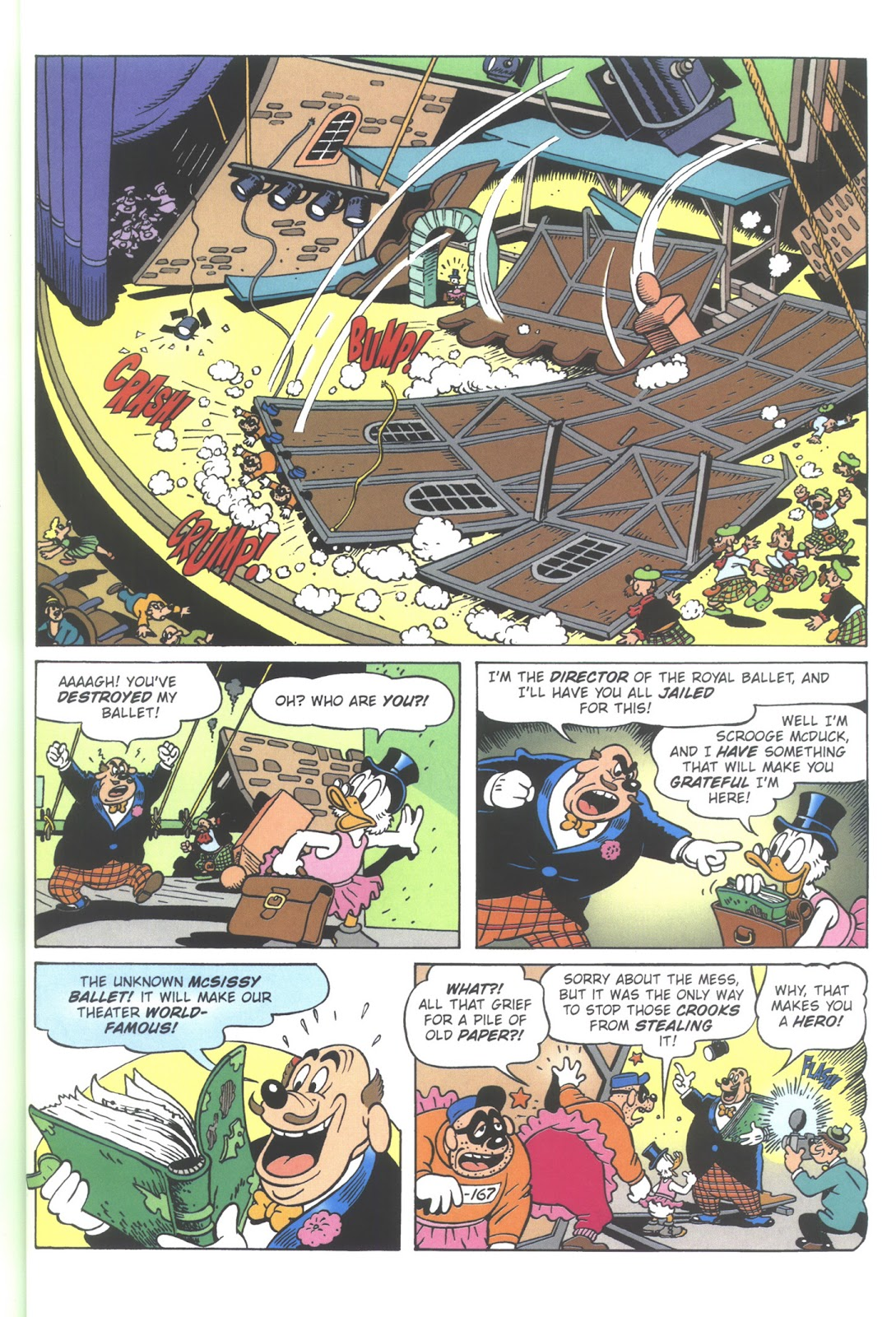 Uncle Scrooge (1953) Issue #353 #353 - English 63