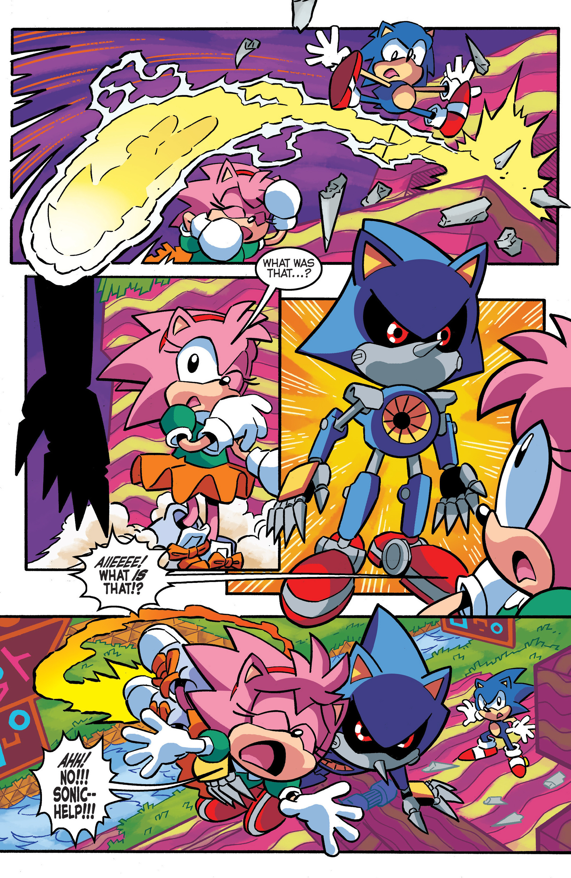 Sonic The Hedgehog (1993) - Chapter  290 | pic 13