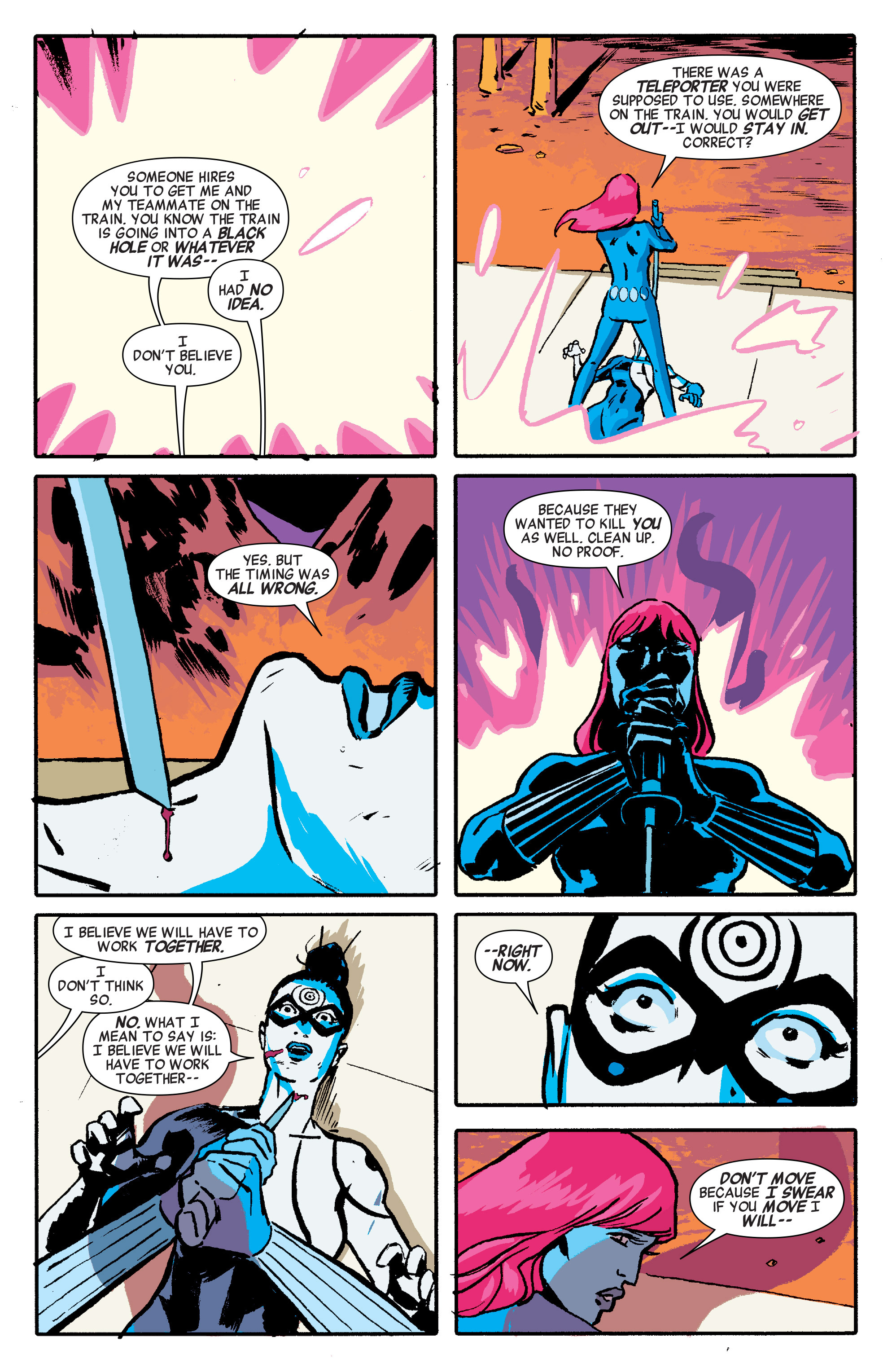 Read online Secret Avengers (2014) comic -  Issue #12 - 9