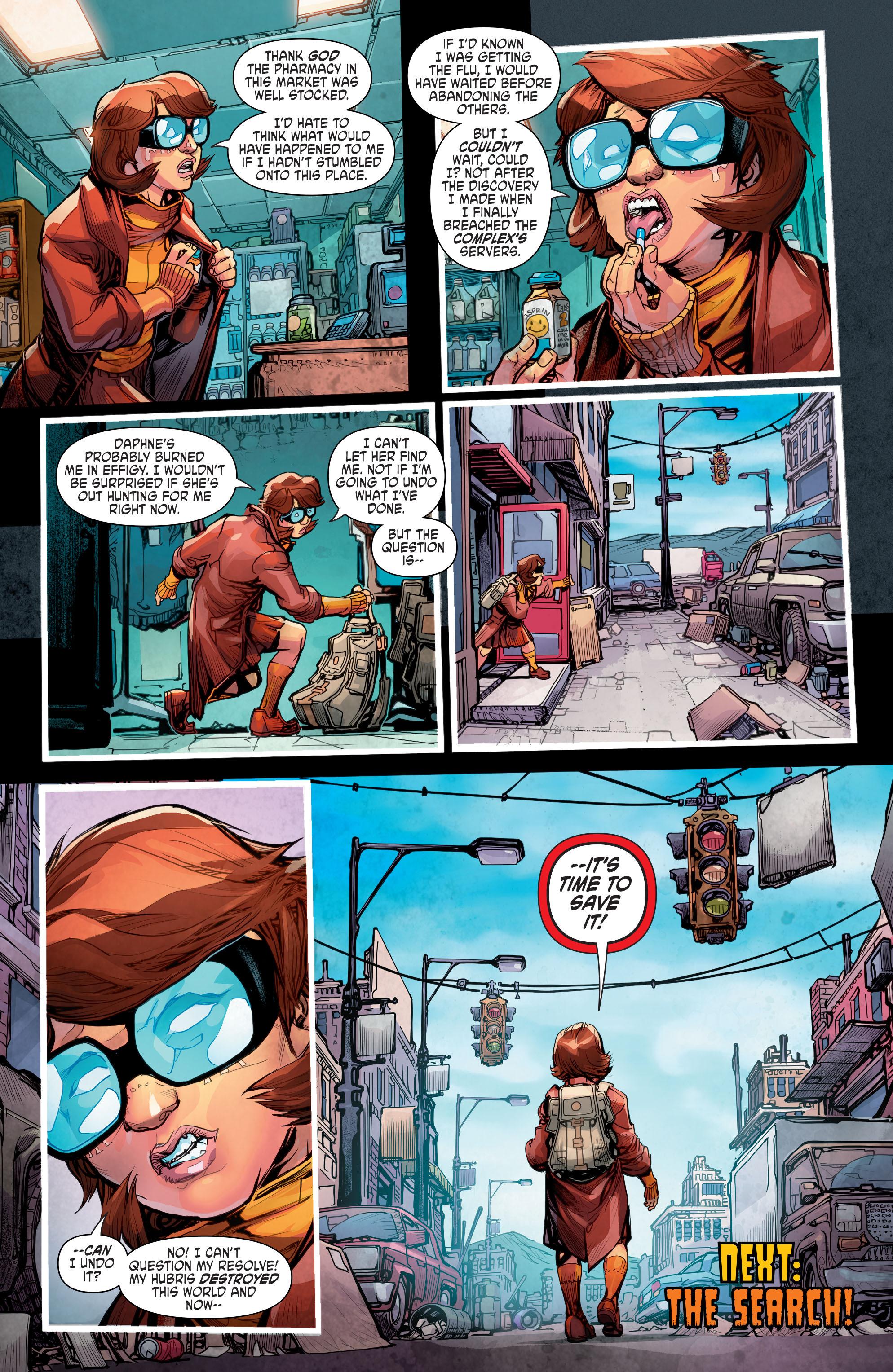 Read online Scooby Apocalypse comic -  Issue #10 - 23