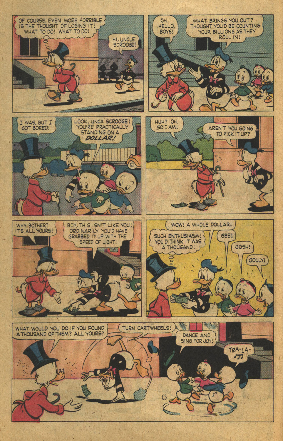 Uncle Scrooge (1953) Issue #116 #116 - English 37