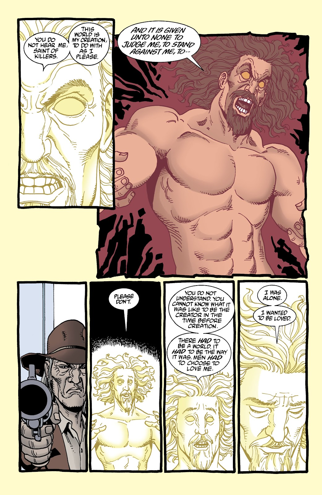 Preacher Issue #66 #75 - English 19