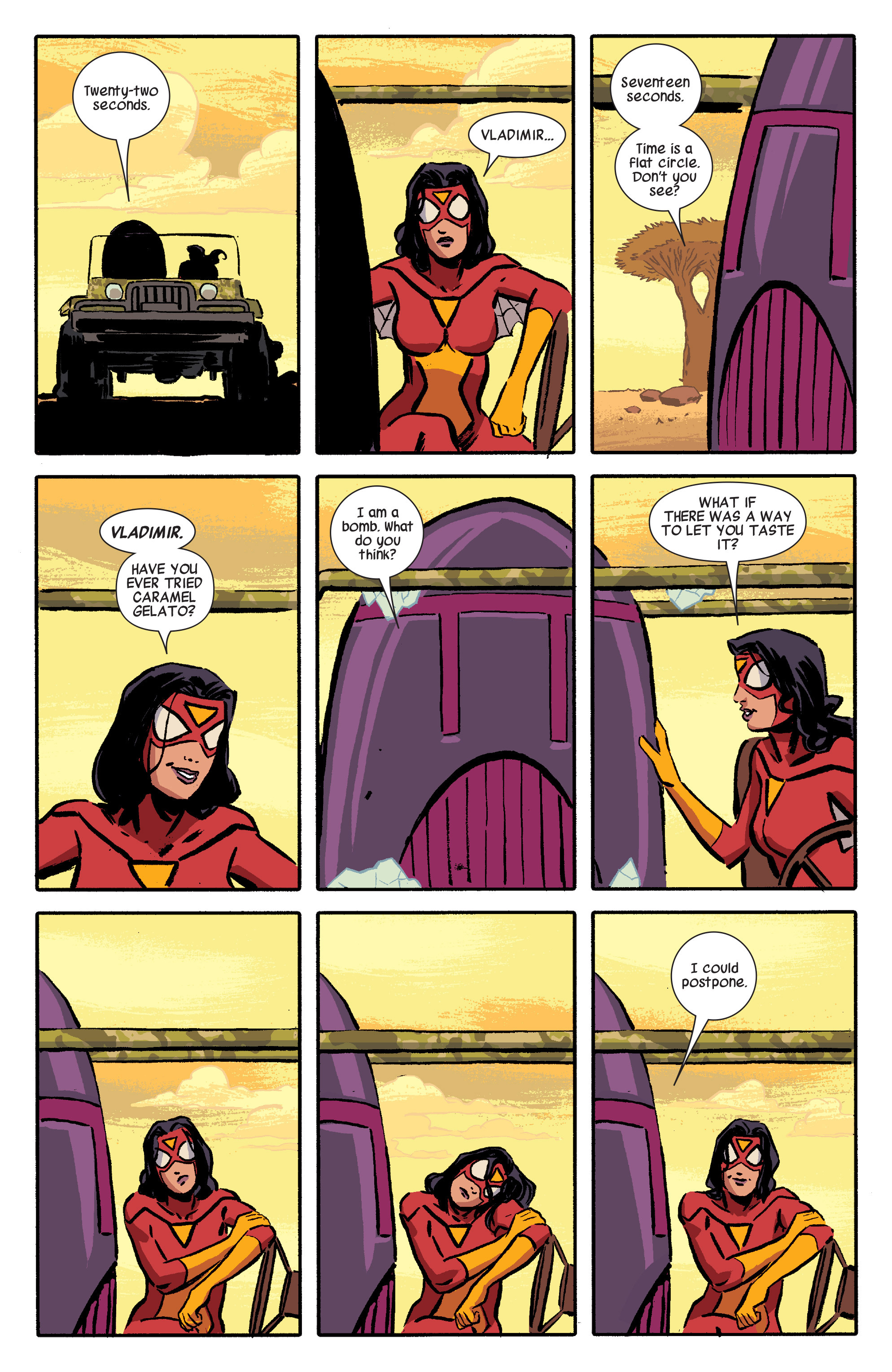 Read online Secret Avengers (2014) comic -  Issue #3 - 19