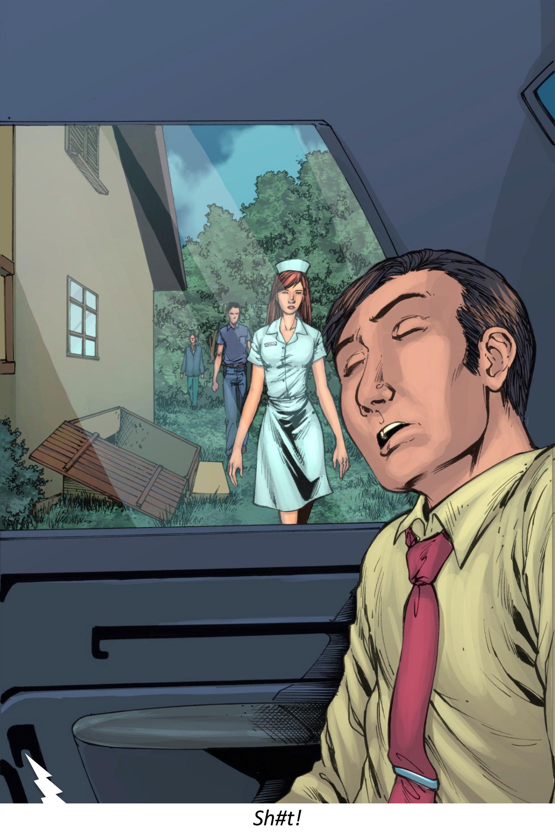 Read online Z-Men comic -  Issue #3 - 94