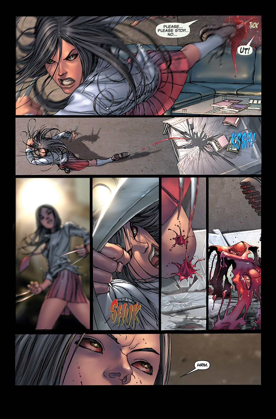 X-23: Target X Issue #3 #3 - English 15
