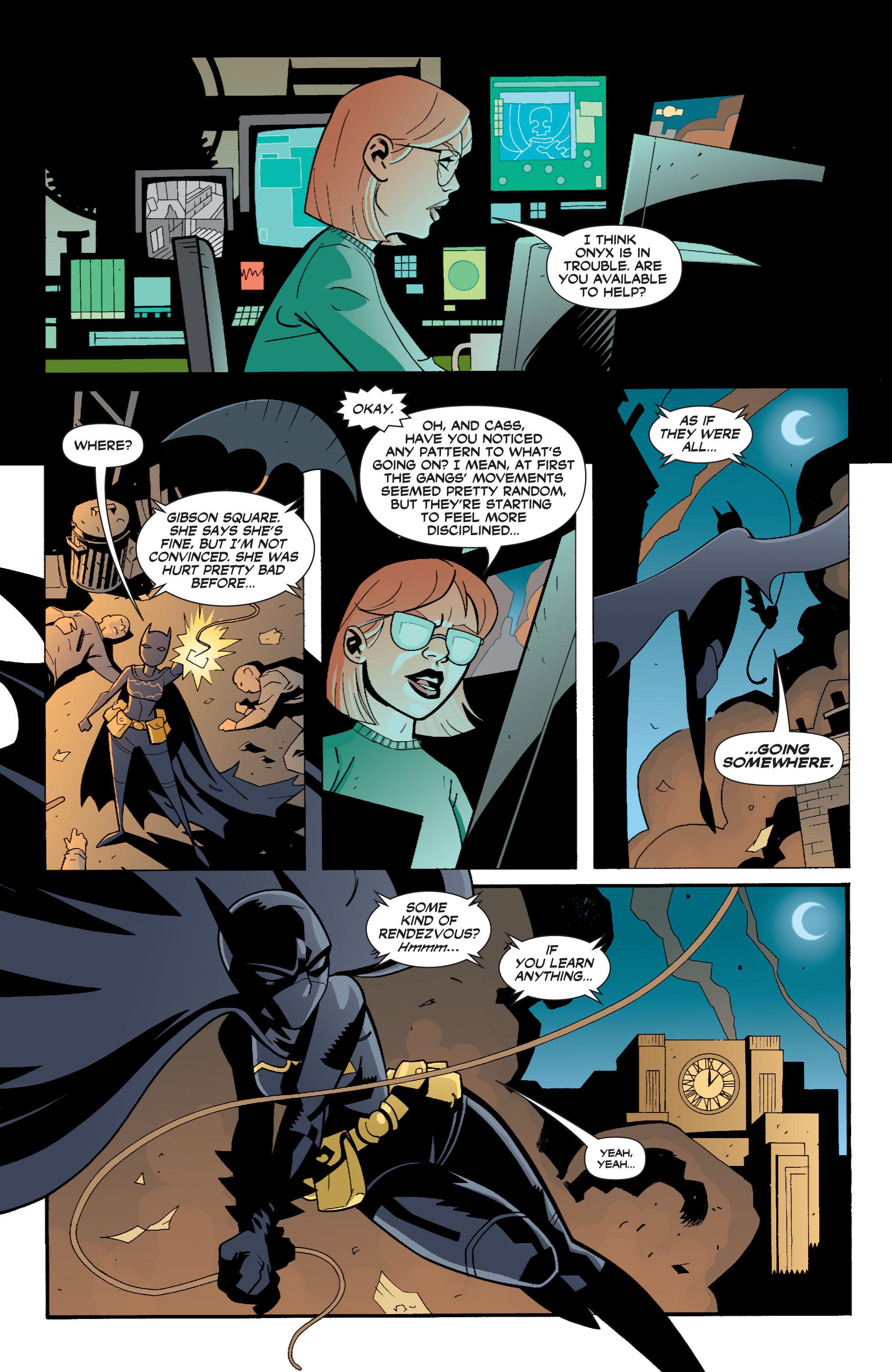 Read online Batman: War Games comic -  Issue #6 - 4