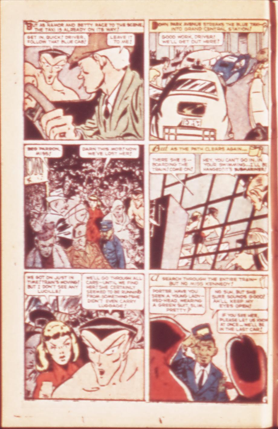 Sub-Mariner Comics Issue #19 #19 - English 18