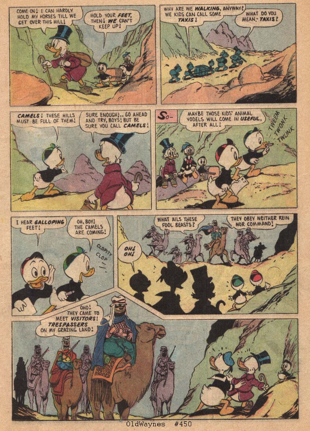 Uncle Scrooge (1953) #19 #386 - English 13