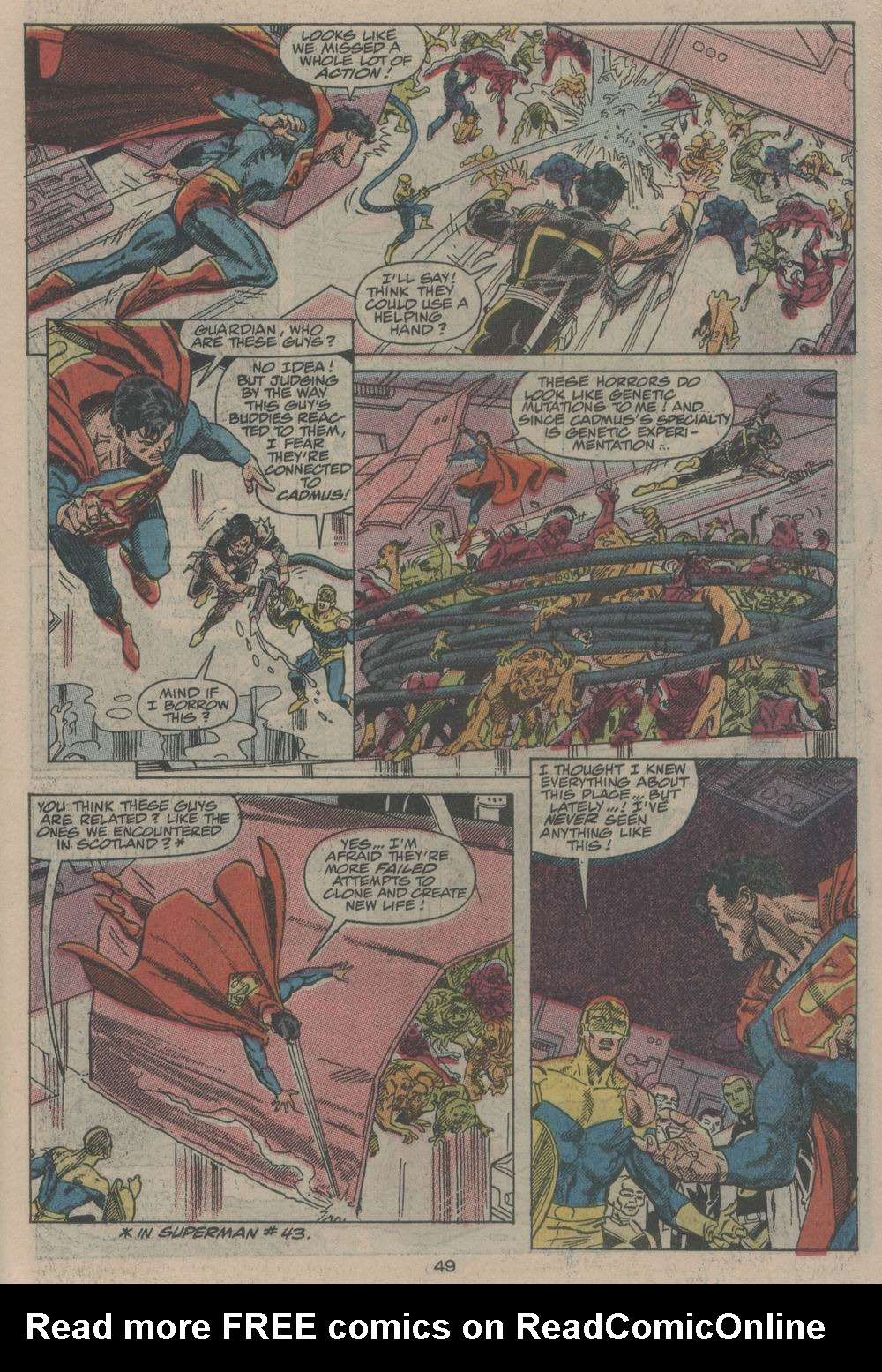 Adventures of Superman (1987) _Annual_2 Page 48