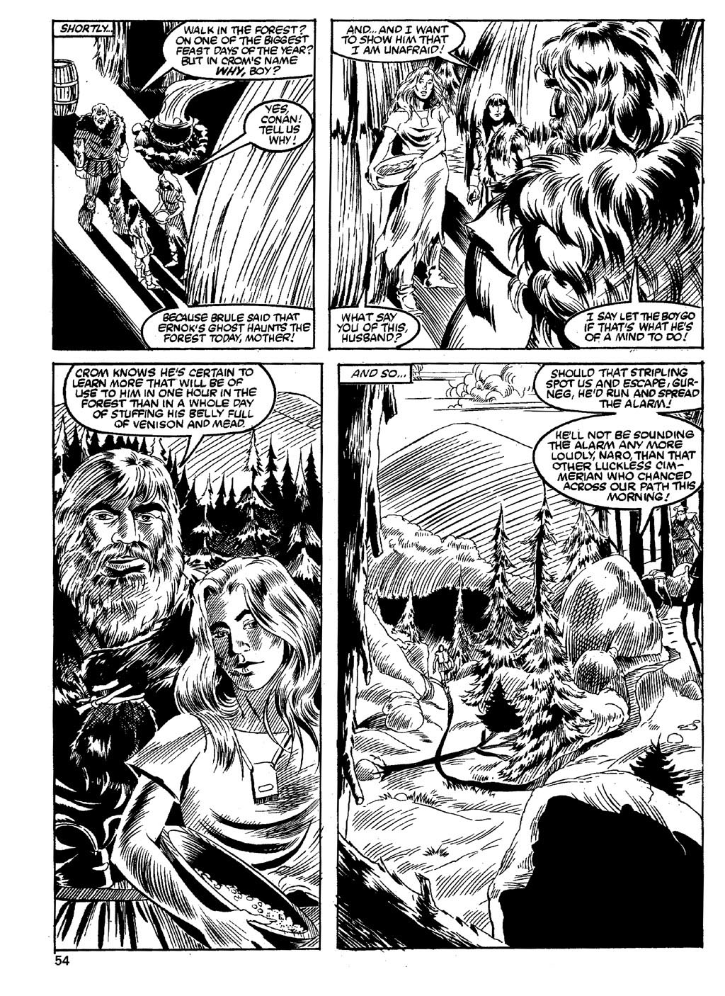 The Savage Sword Of Conan Issue #89 #90 - English 52