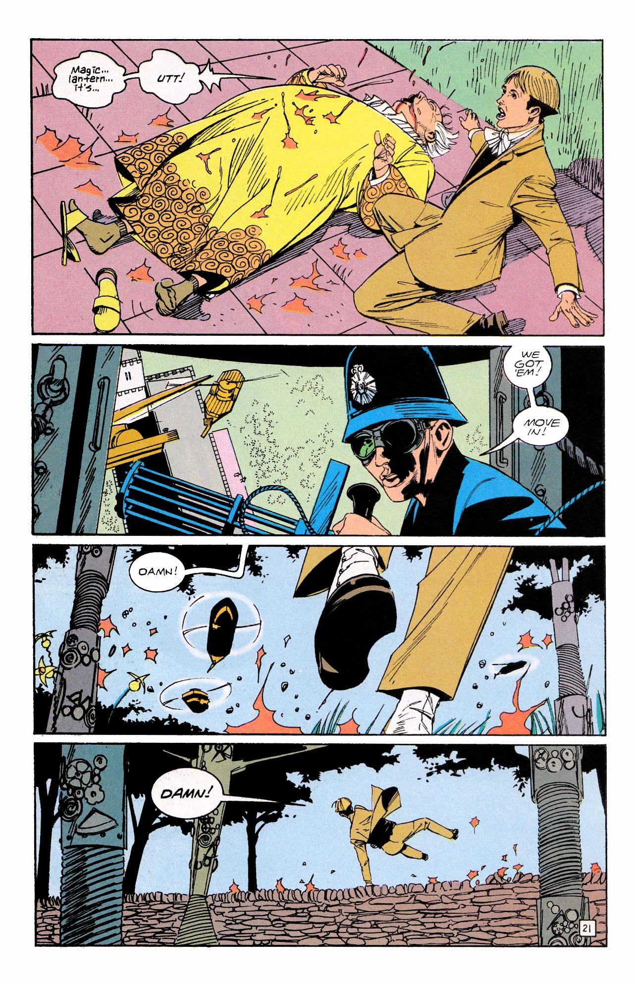 Read online Sebastian O comic -  Issue #2 - 26