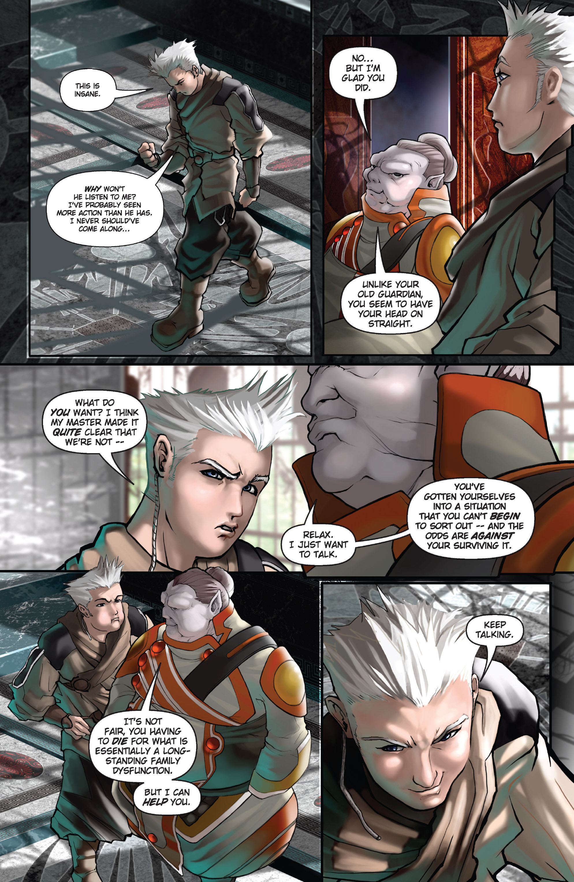 Star Wars Legends Epic Collection: The Clone Wars chap 2 pic 171