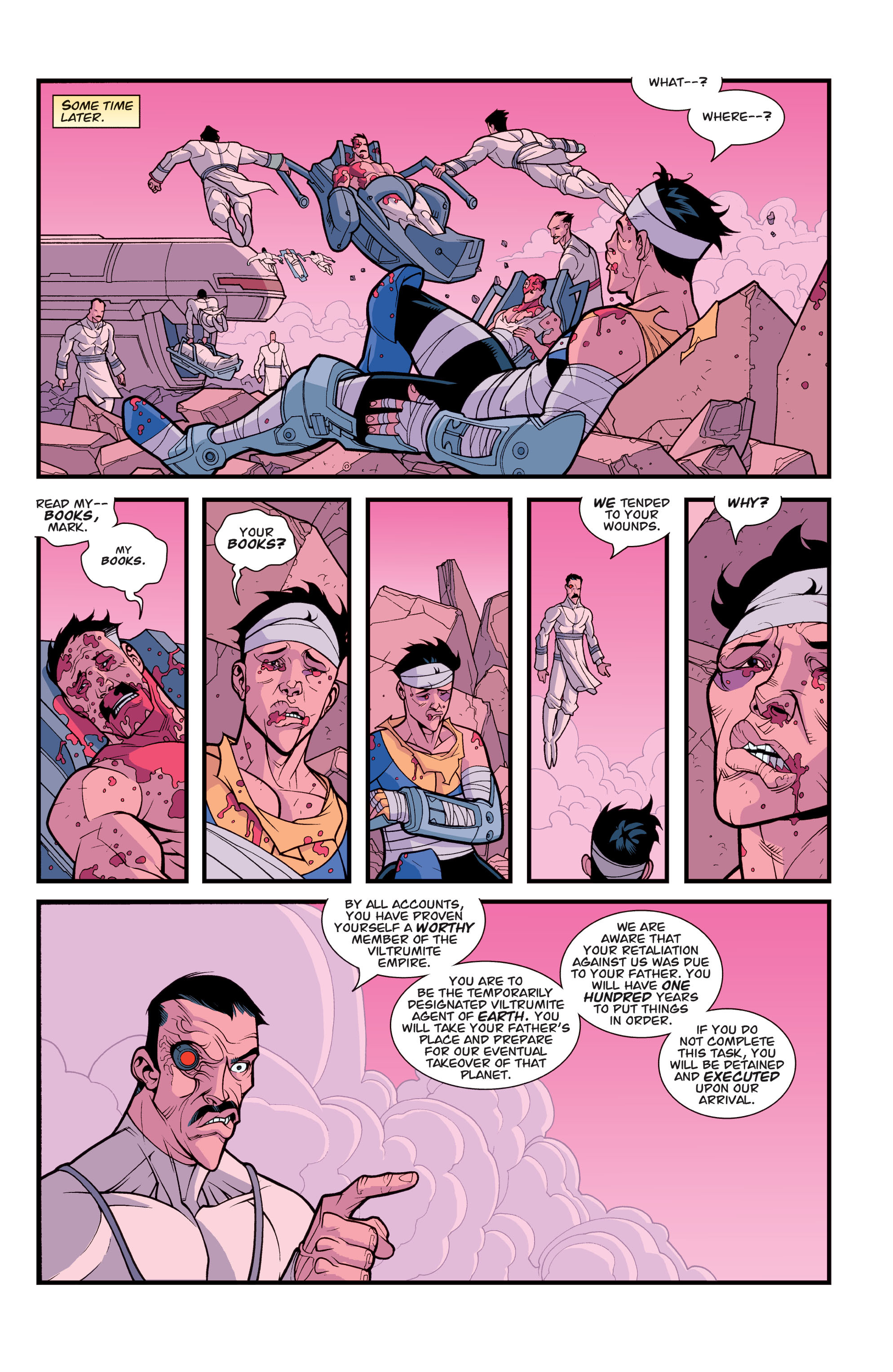 Invincible _TPB_6_-_A_Different_World Page 110