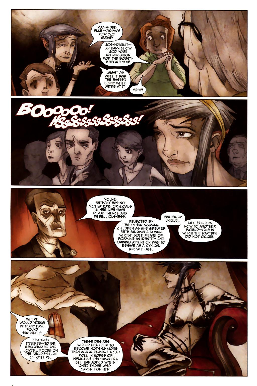 Girl 13 Page 6 #6 - English 16