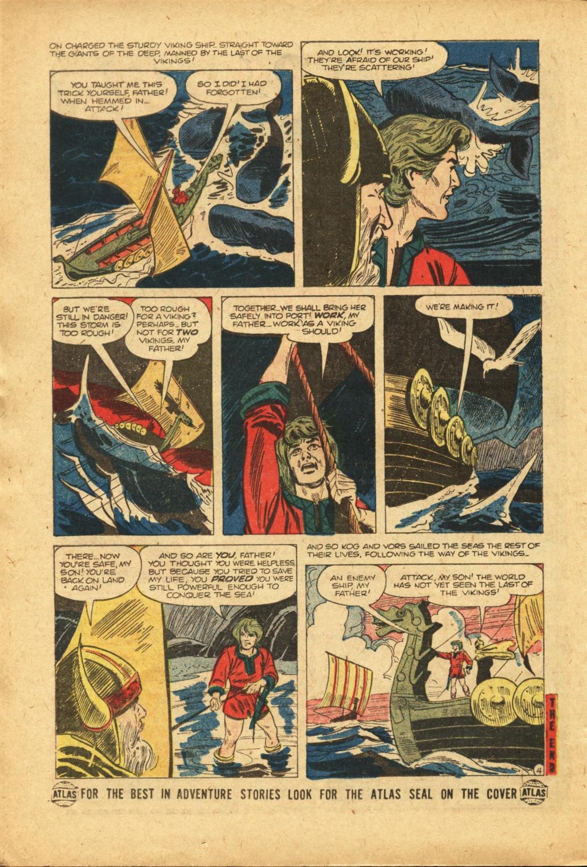Sub-Mariner Comics #42 #42 - English 17