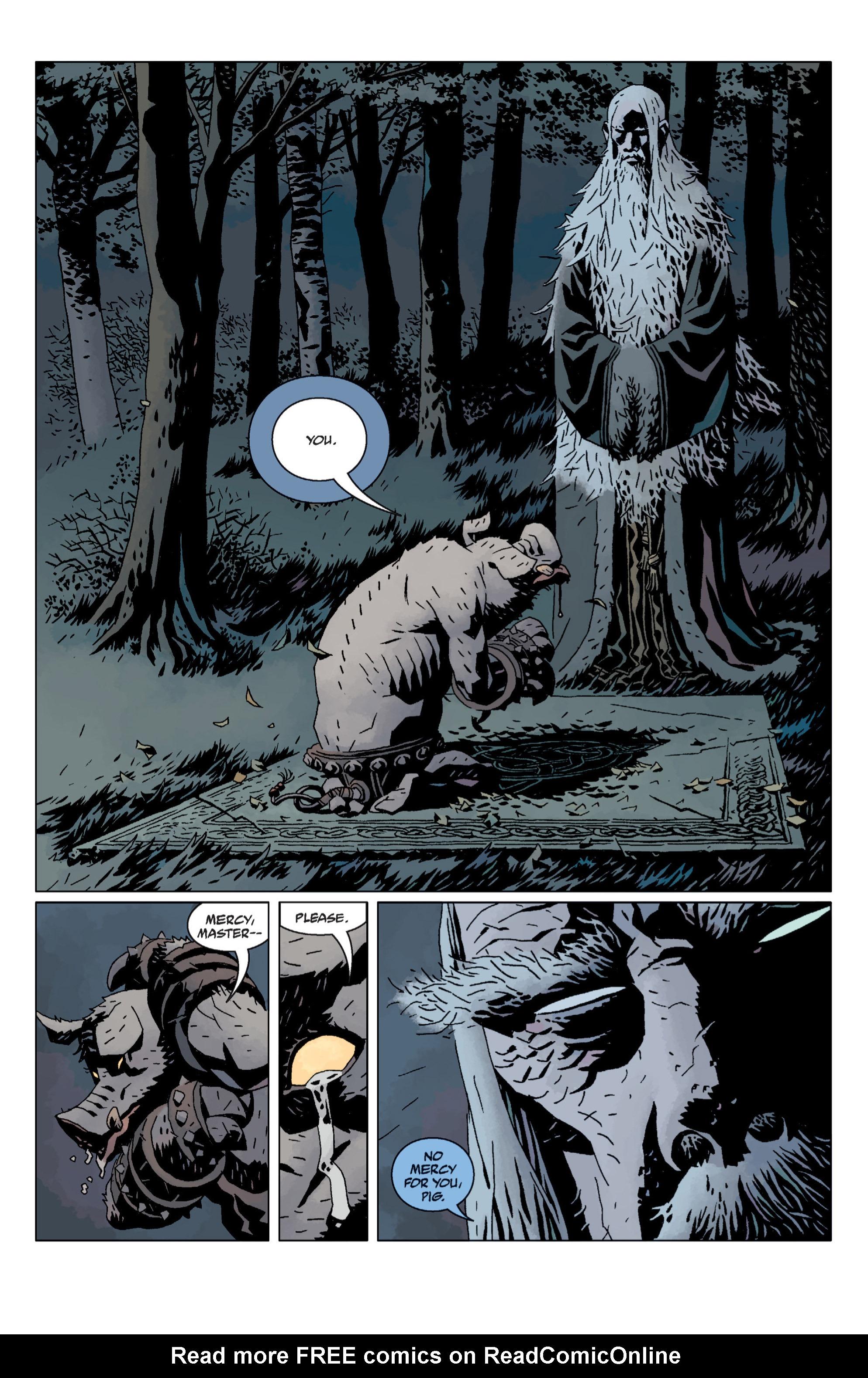 Hellboy chap 12 pic 33