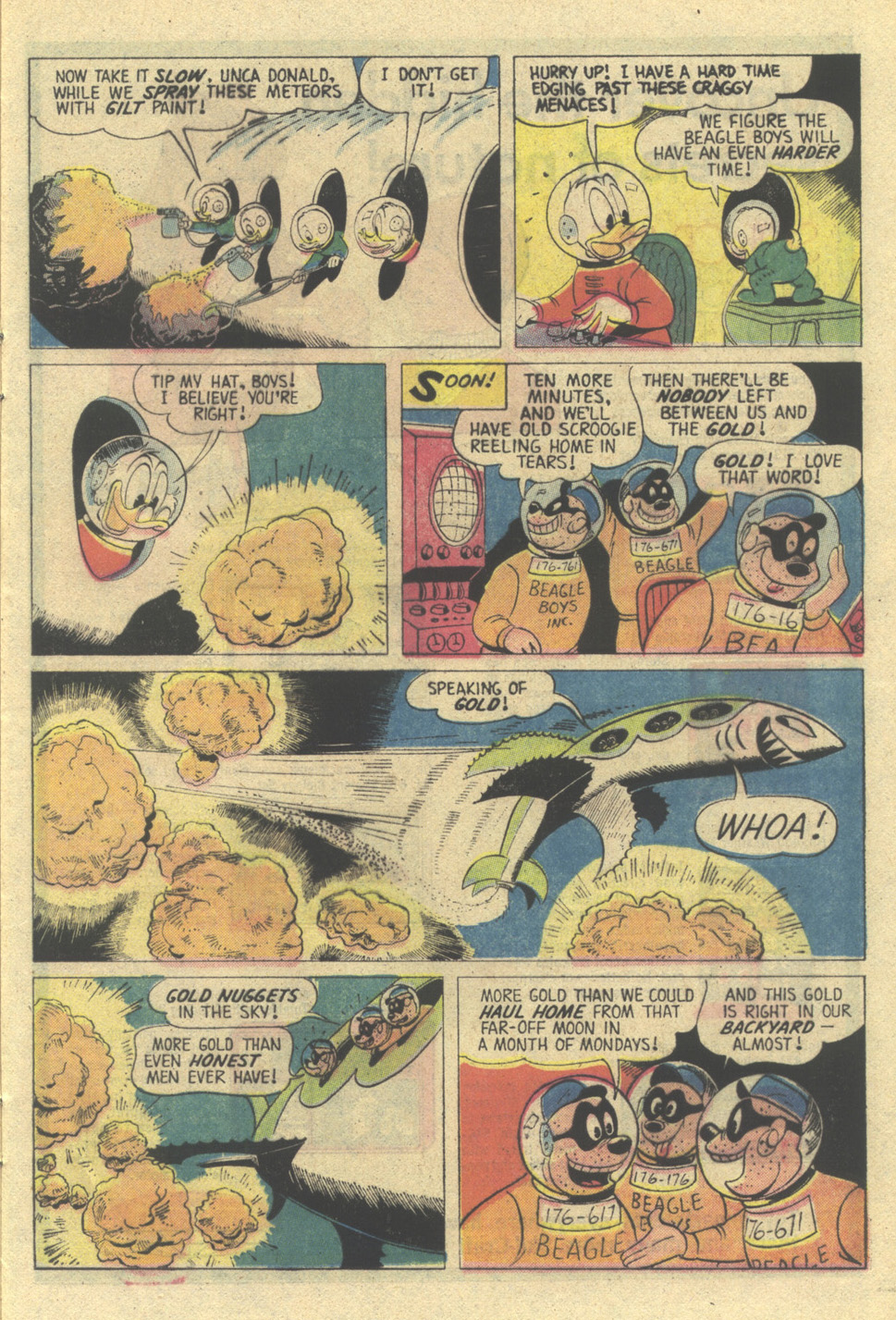 Uncle Scrooge (1953) Issue #135 #135 - English 13