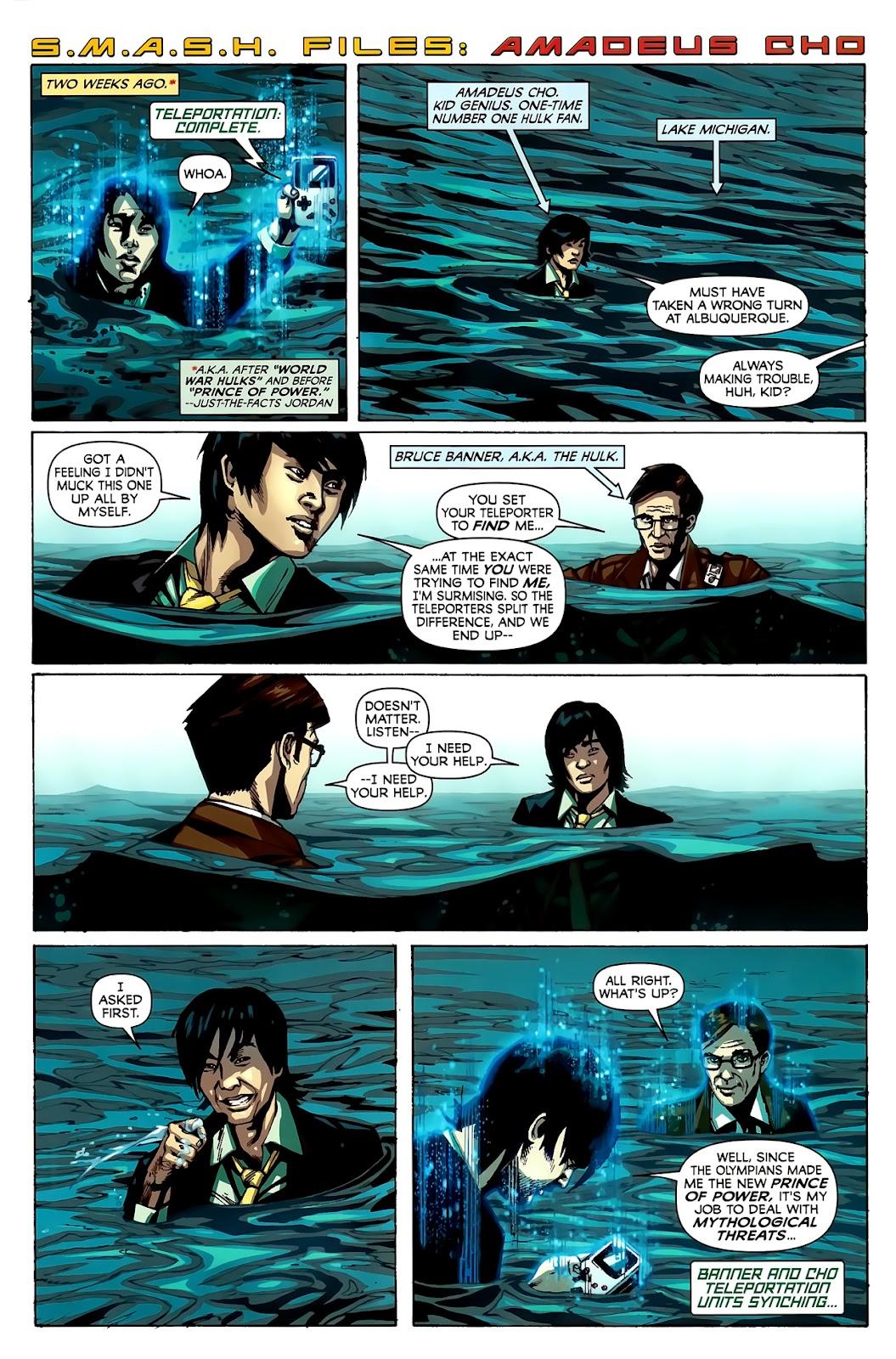 Incredible Hulks (2010) Issue #617 #7 - English 25