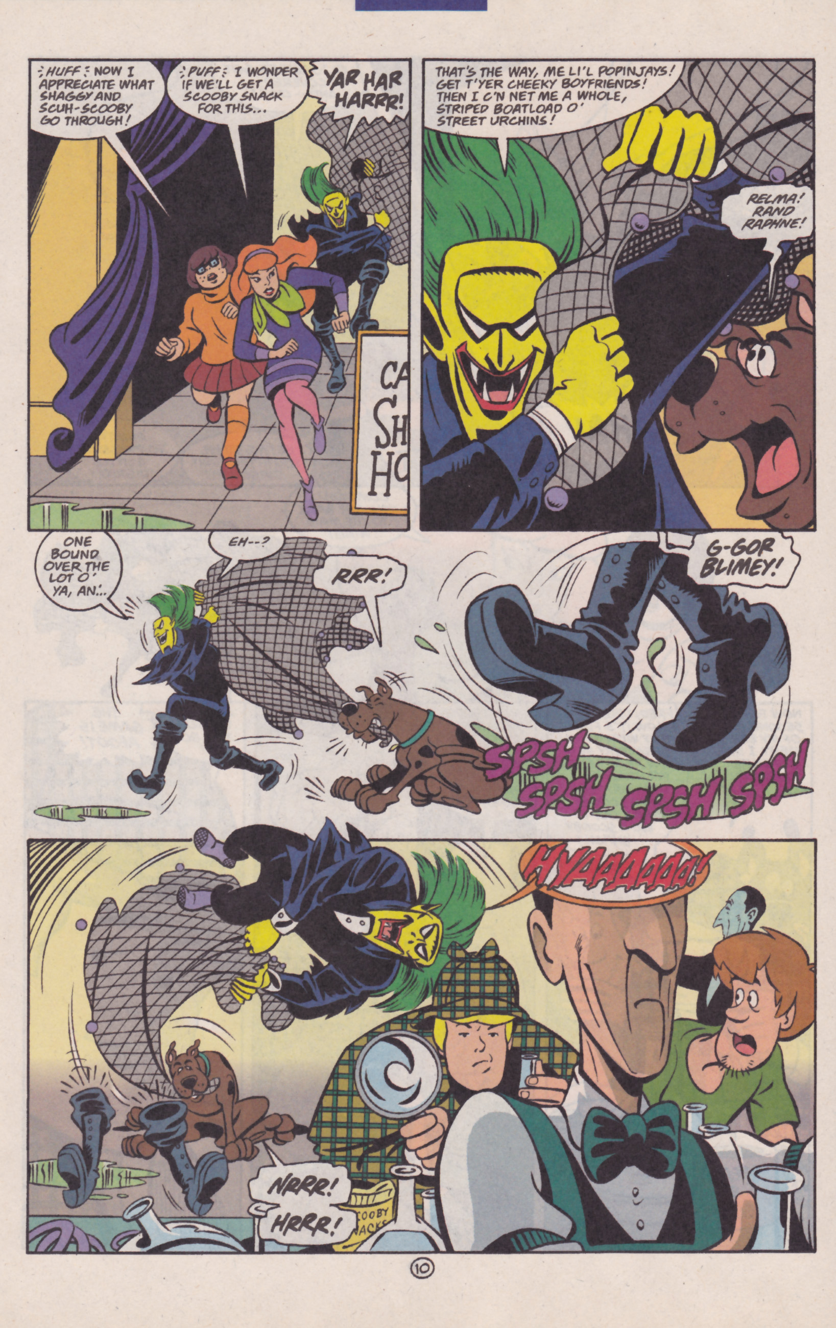 Read online Scooby-Doo (1997) comic -  Issue #30 - 11