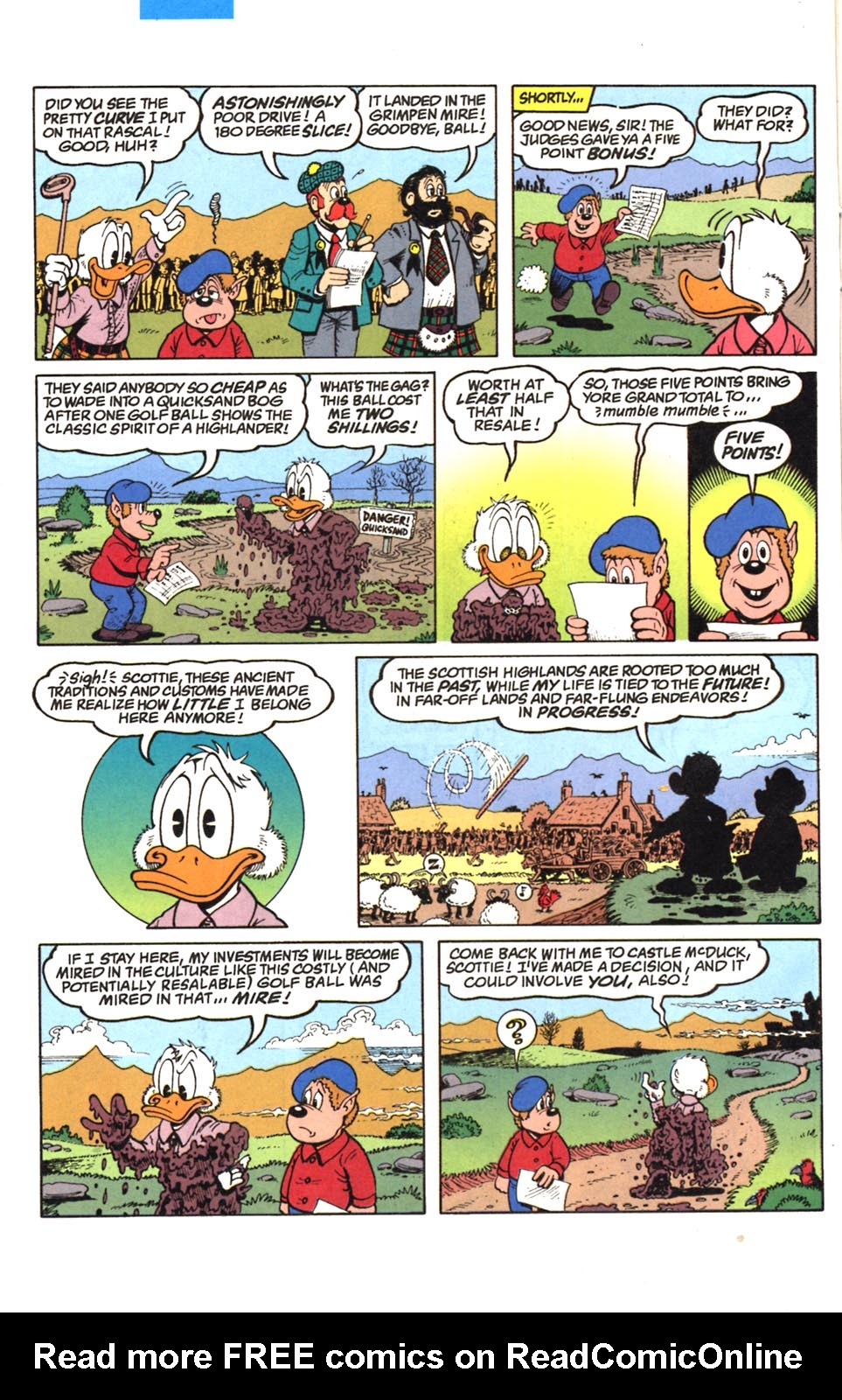 Uncle Scrooge (1953) Issue #293 #293 - English 13