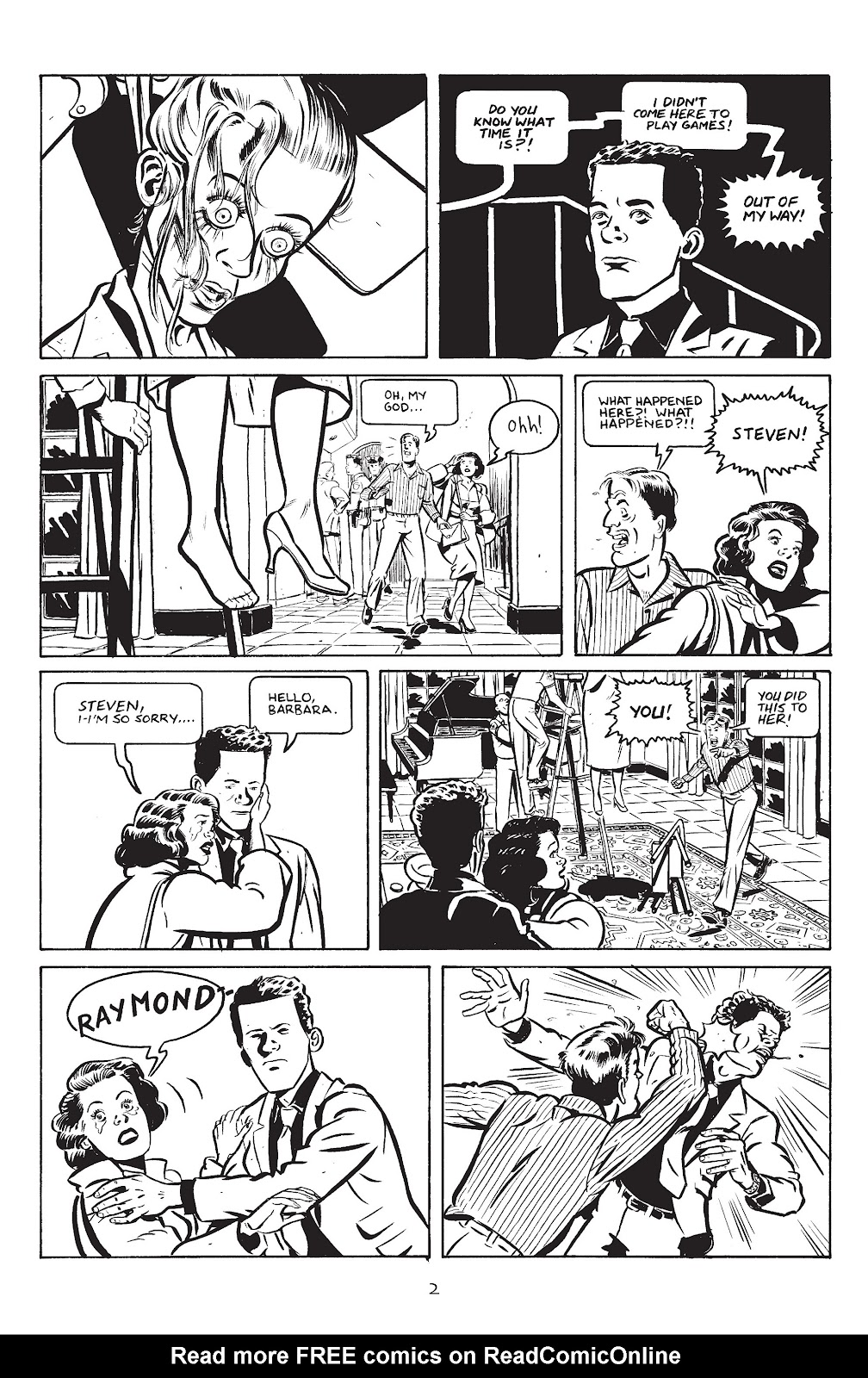 Stray Bullets Issue #22 #22 - English 37