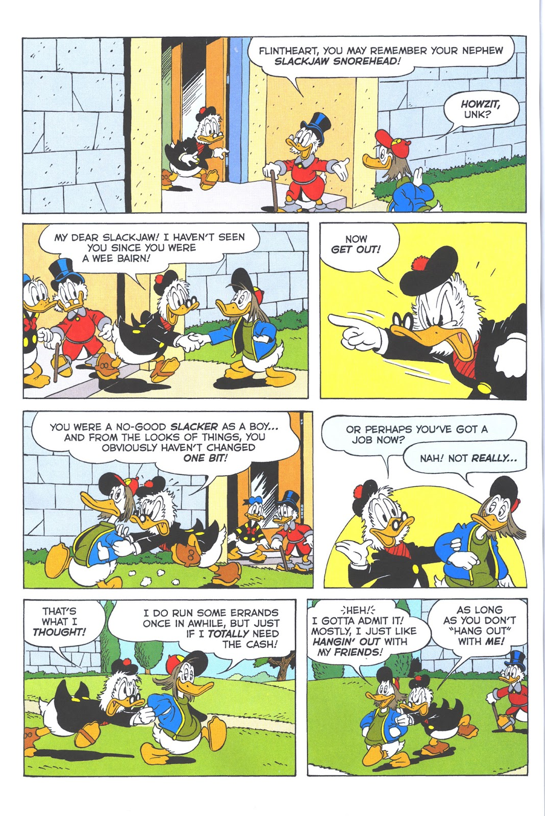 Uncle Scrooge (1953) Issue #376 #376 - English 42