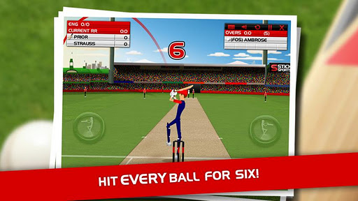 Stick Cricket - Cool Cricket Game 2