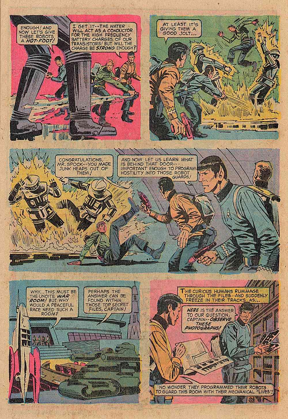 Star Trek (1967) Issue #37 #37 - English 11
