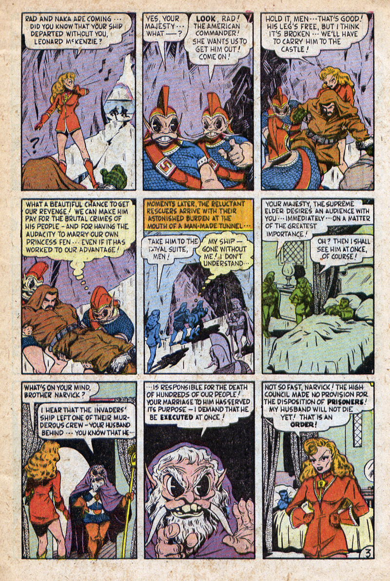 Sub-Mariner Comics #32 #32 - English 5