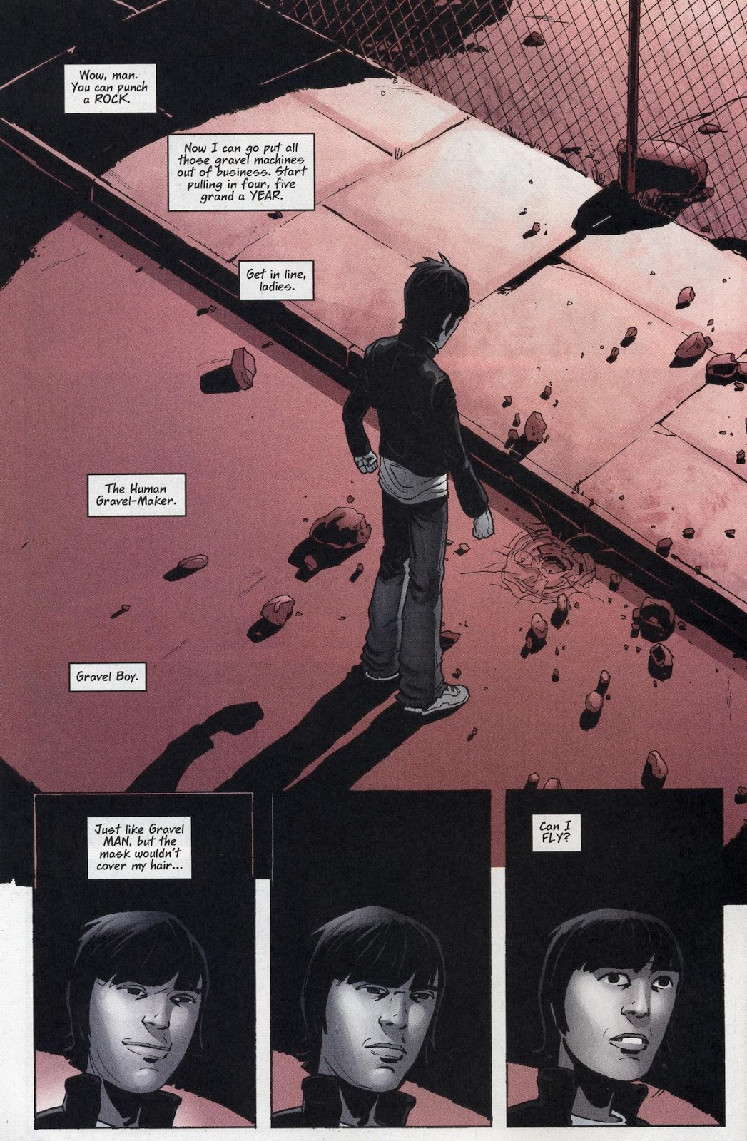 Kinetic Issue #5 #4 - English 3
