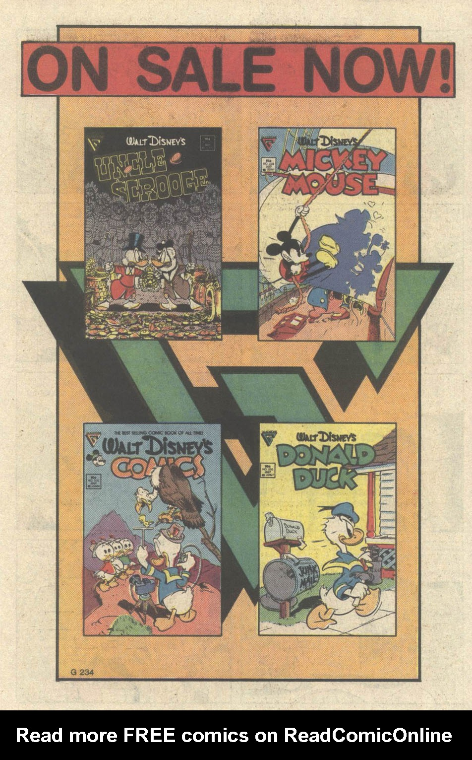 Uncle Scrooge (1953) Issue #219 #219 - English 11