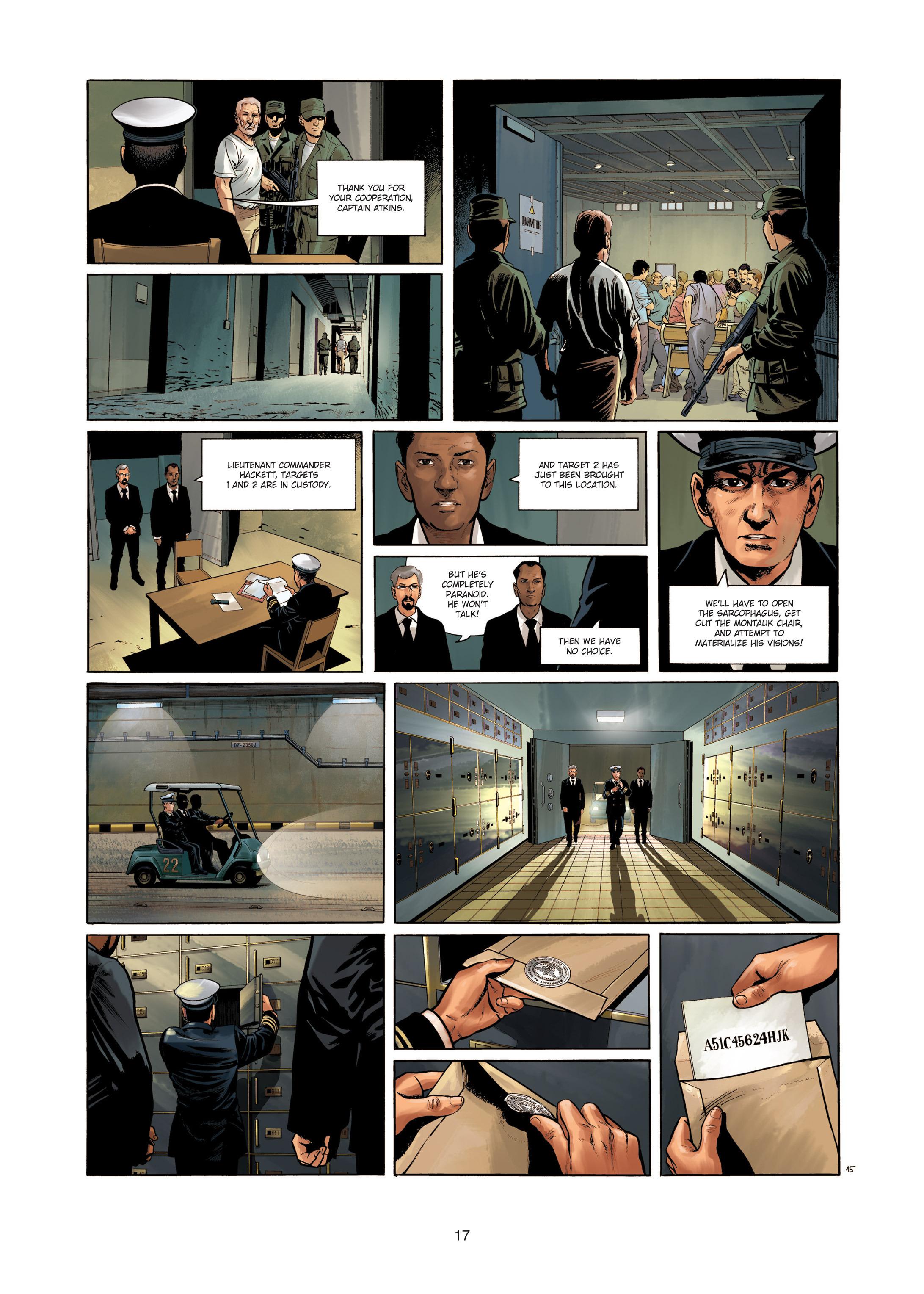 Promethee #5 #15 - English 17