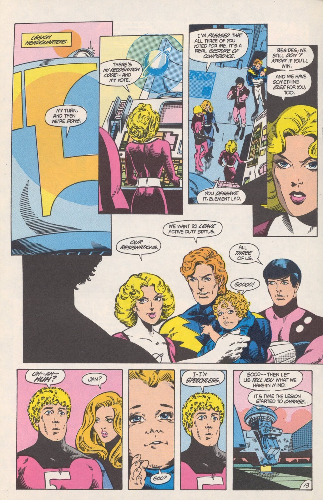 Tales of the Legion Issue #337 #24 - English 13
