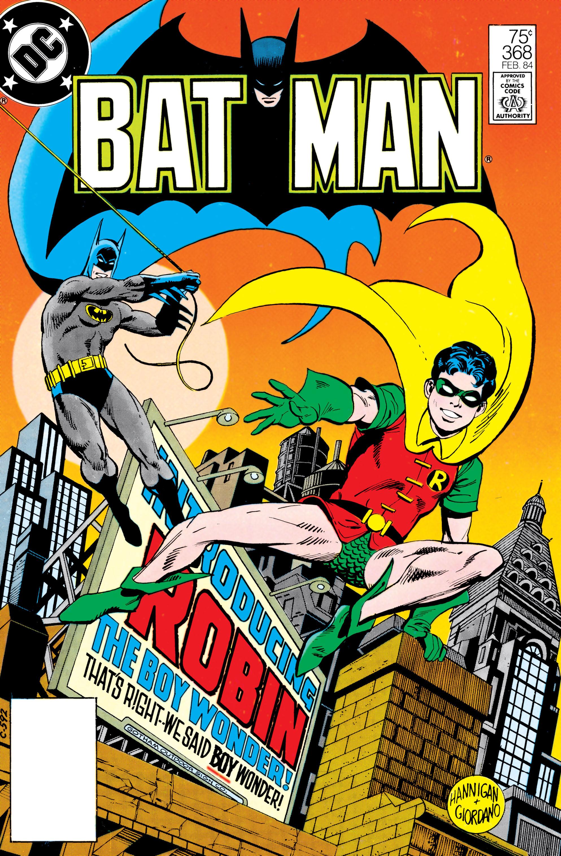 Batman (1940) 368 Page 1