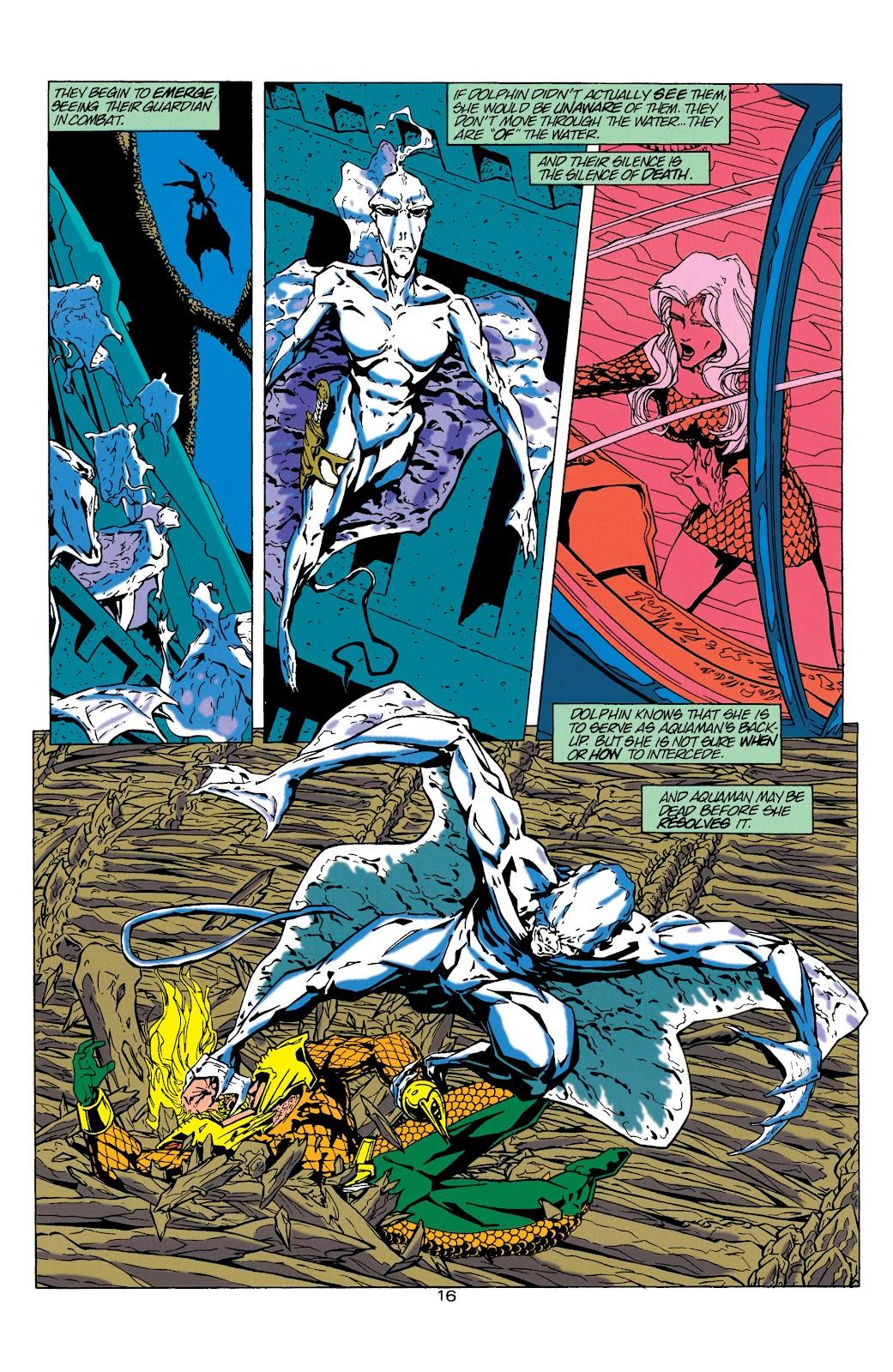 Aquaman (1994) Issue #17 #23 - English 17