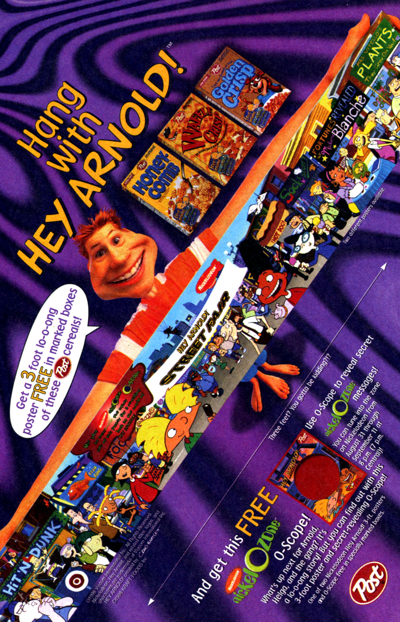 Read online Scooby-Doo (1997) comic -  Issue #15 - 15