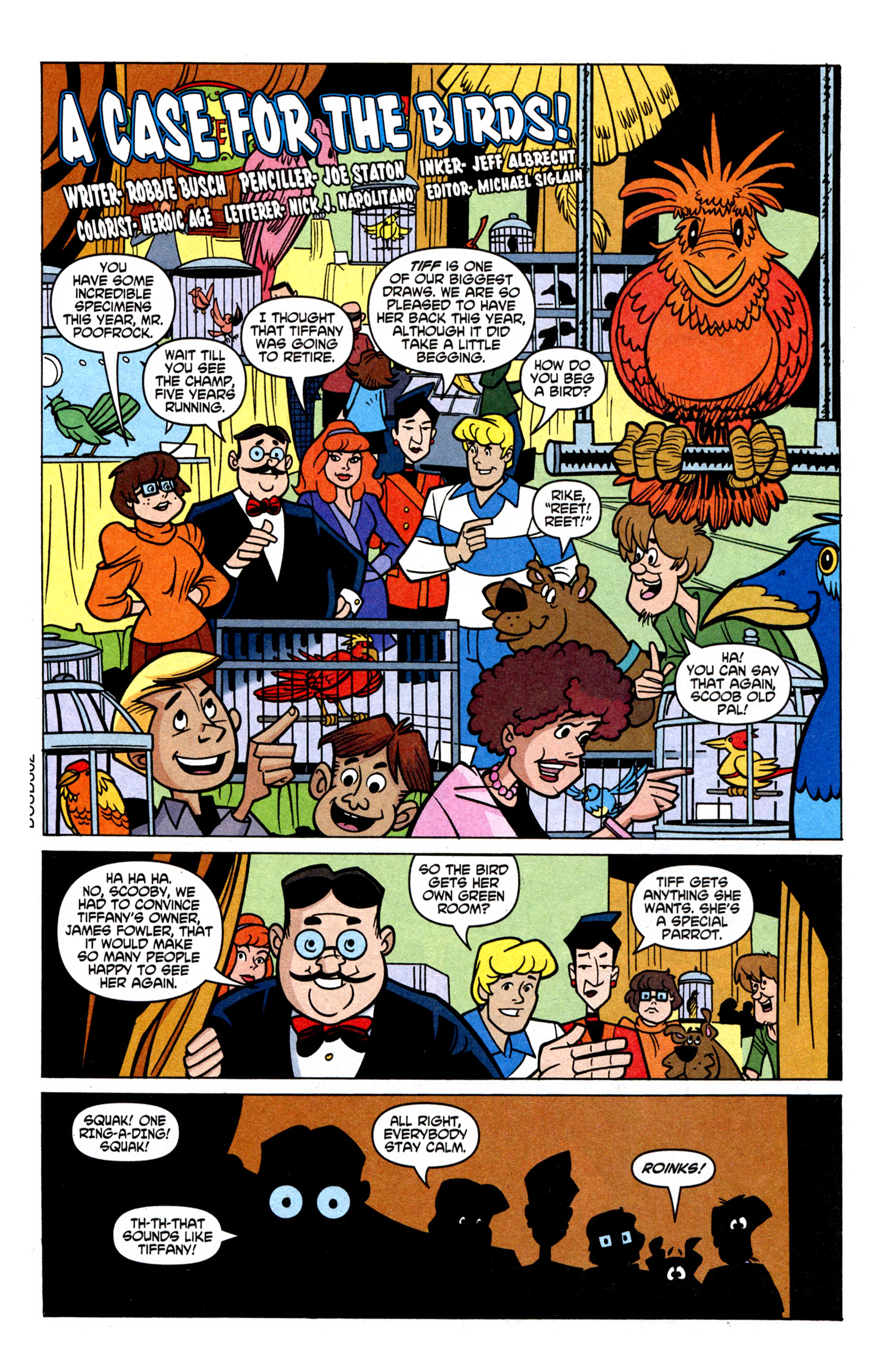 Read online Scooby-Doo (1997) comic -  Issue #107 - 18