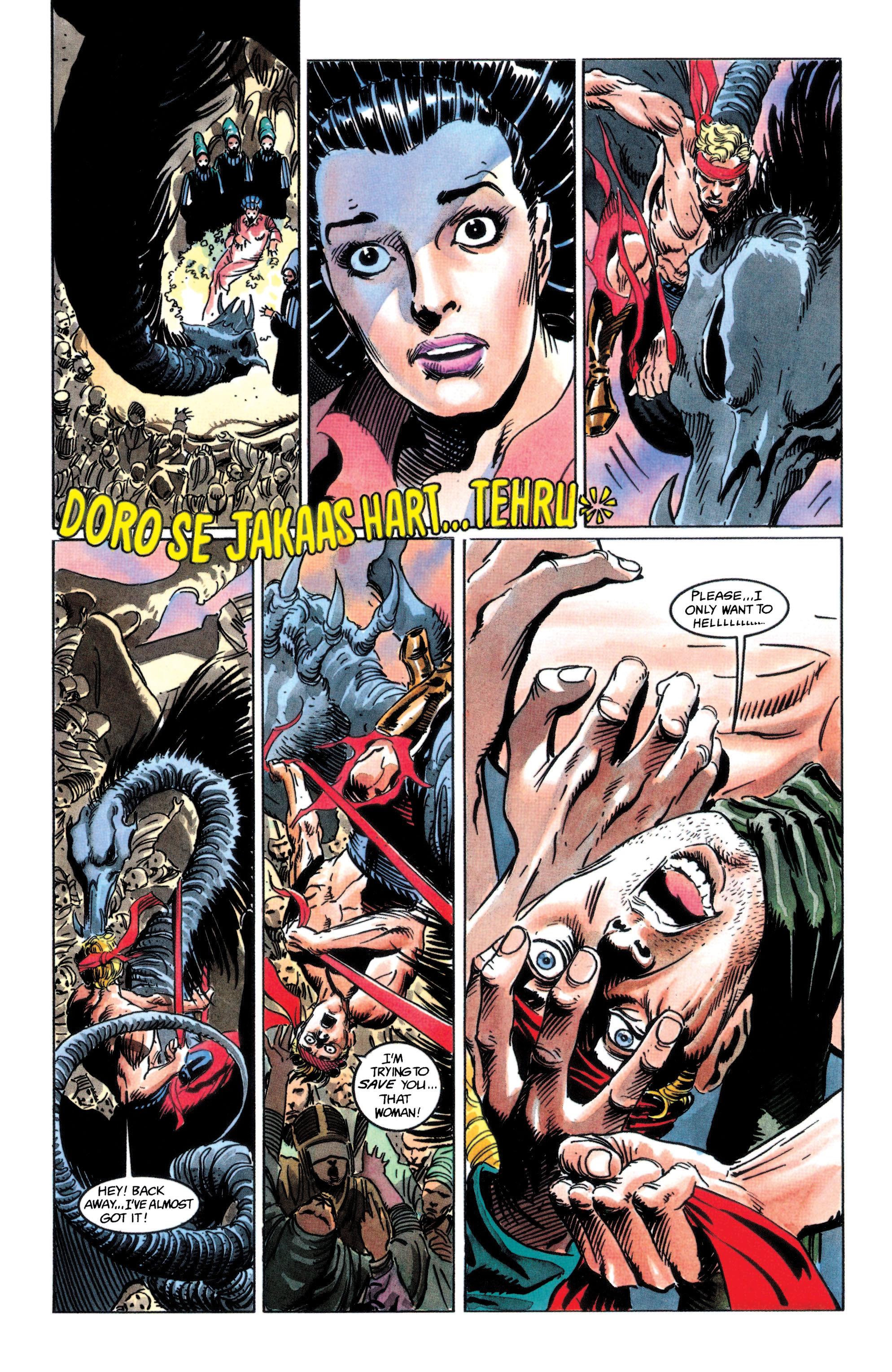 Adam Strange (1990) 2 Page 26