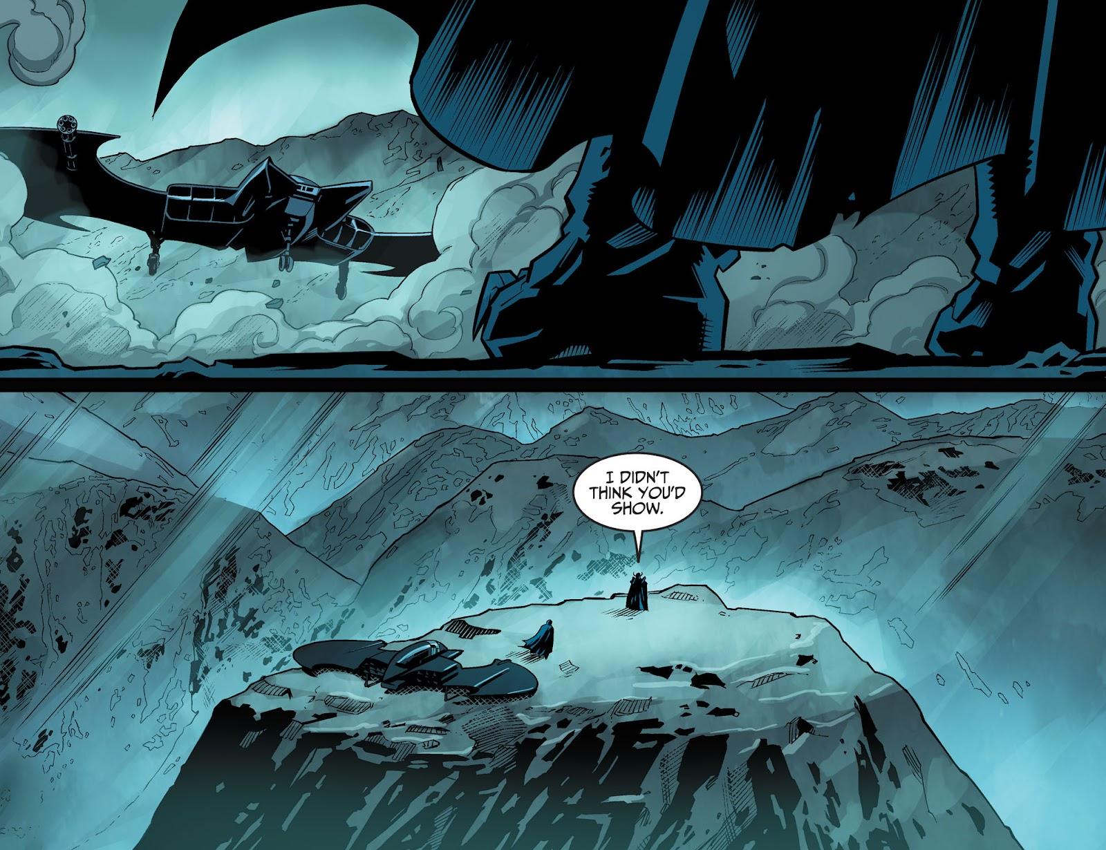 Injustice: Gods Among Us Year Four Issue #1 #2 - English 21
