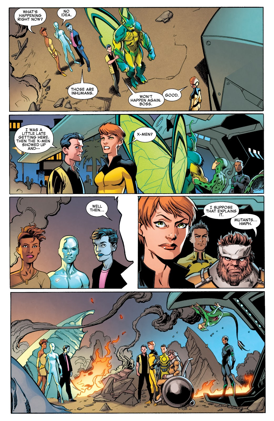 All-New X-Men (2016) Issue #13 #15 - English 19