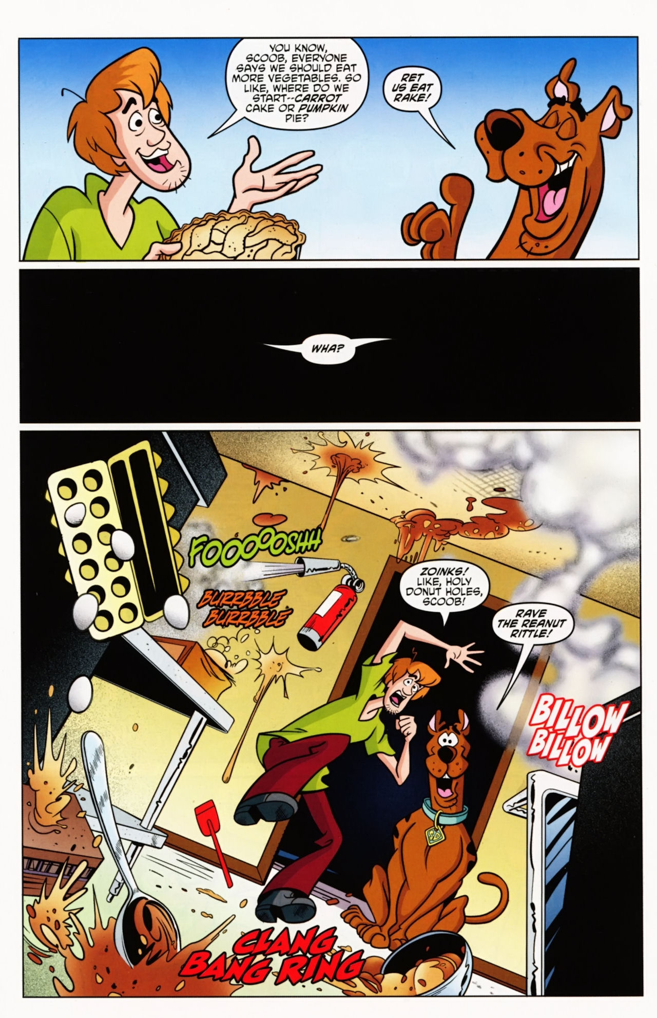 Read online Scooby-Doo: Where Are You? comic -  Issue #8 - 6