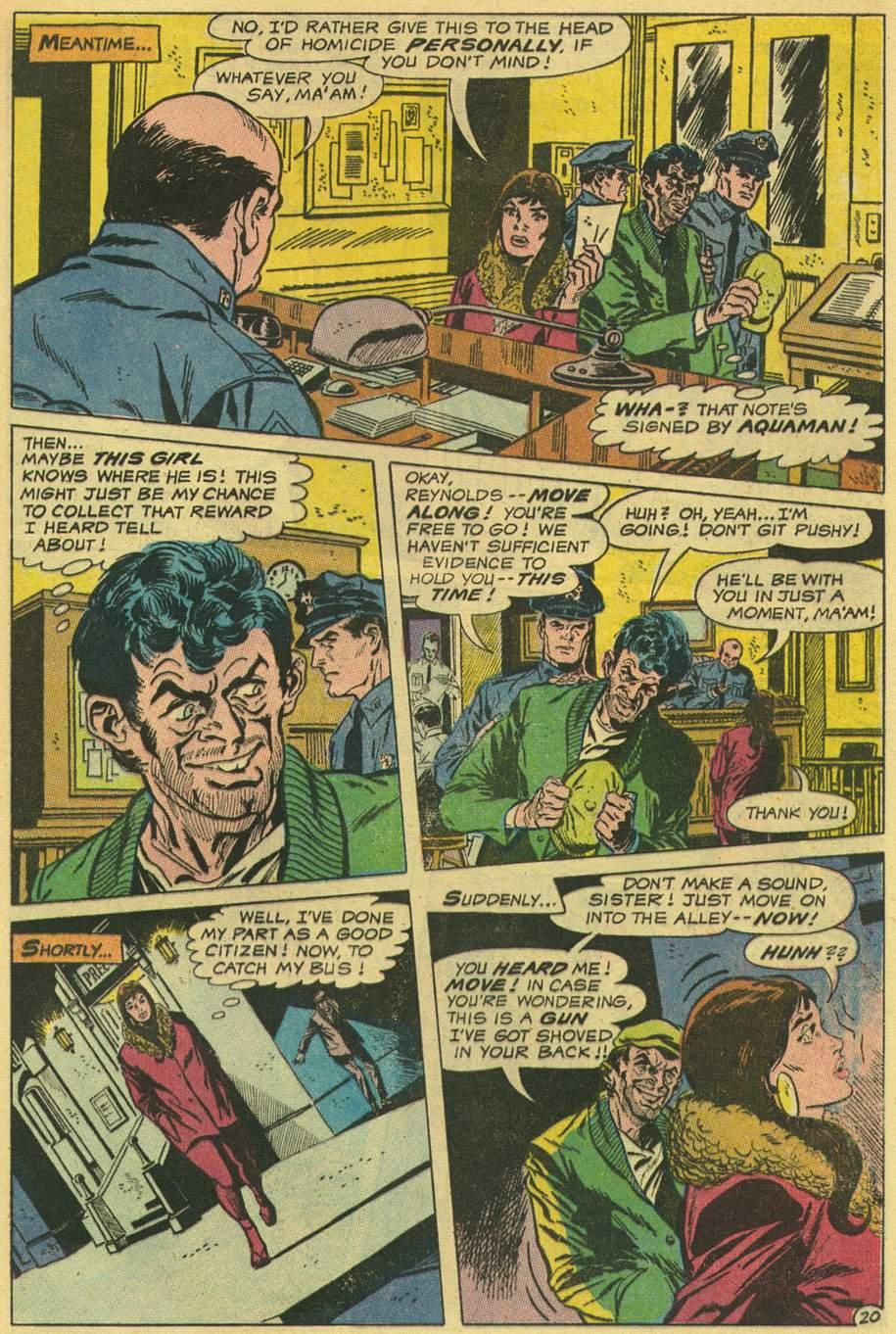 Aquaman (1962) Issue #44 #44 - English 29