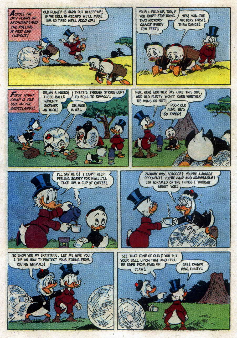 Uncle Scrooge (1953) Issue #15 #15 - English 14