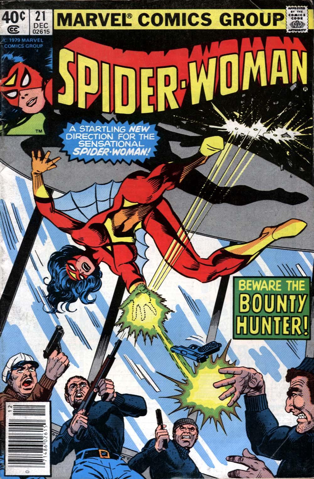 Spider-Woman (1978) #21 #30 - English 1