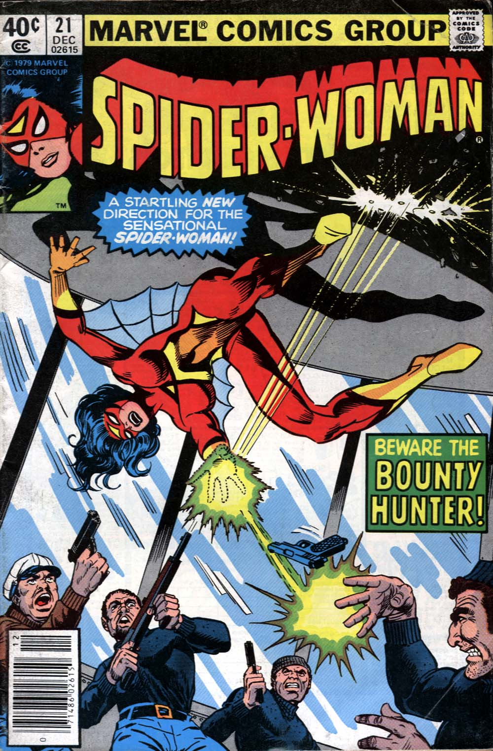 Spider-Woman (1978) Issue #21 #21 - English 1