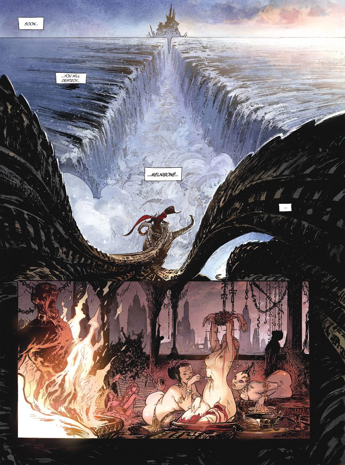 Elric (2014) TPB 1 #1 - English 39