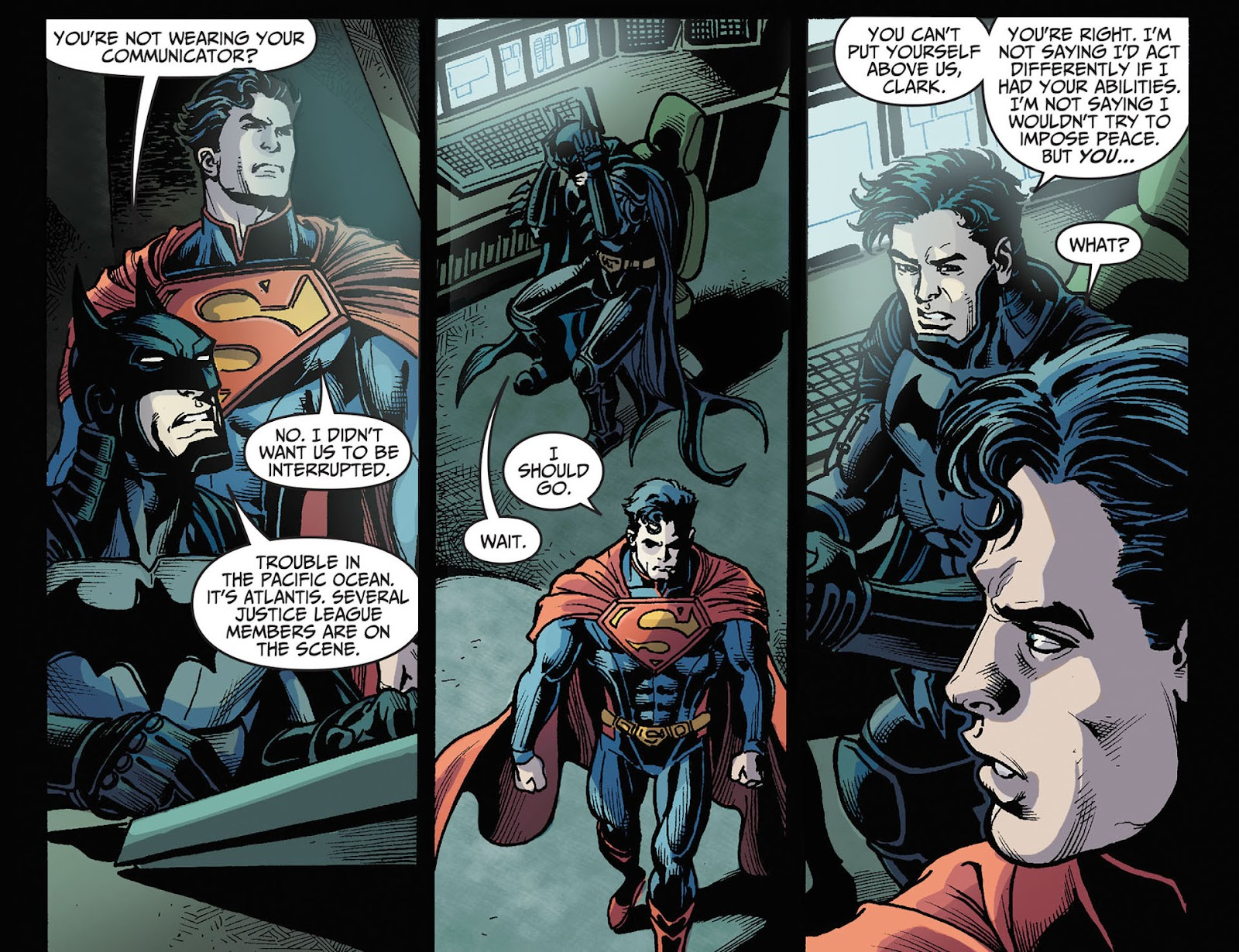 Injustice: Gods Among Us [I] Issue #11 #12 - English 16